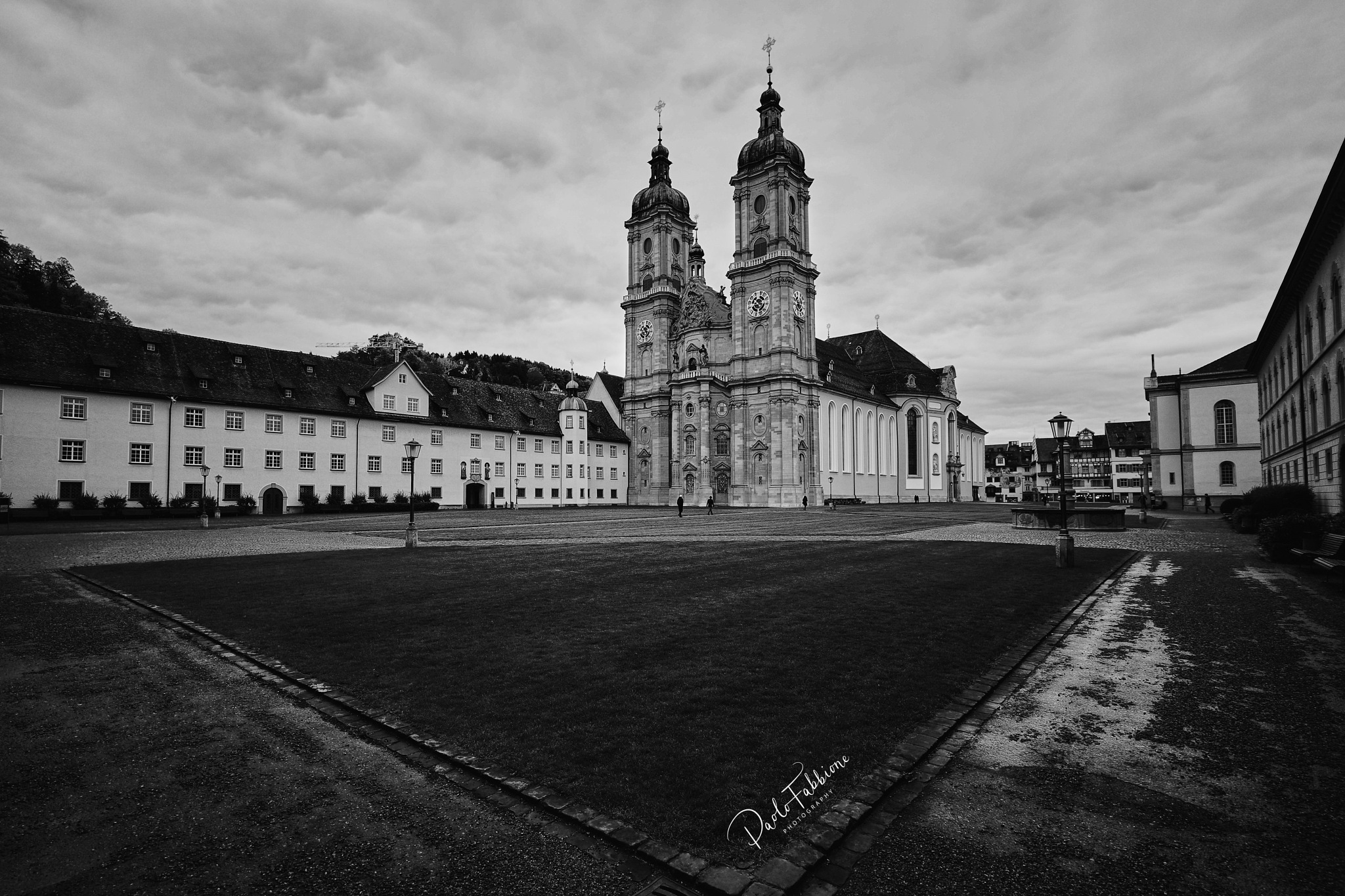 Stiftskirche | St. Gallen  by Paolo Fabbione