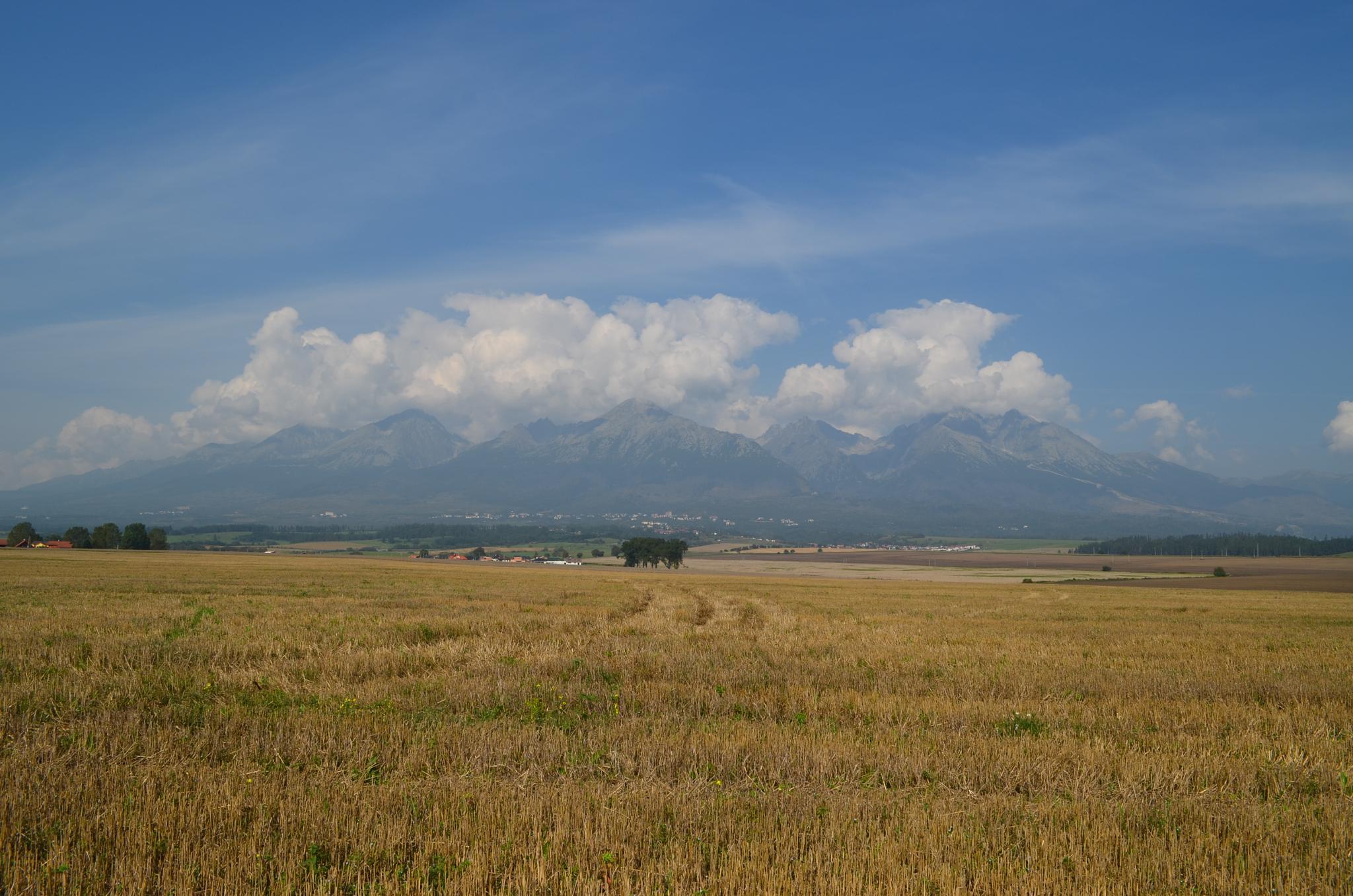 High Tatras Slovakia by karol.surovy