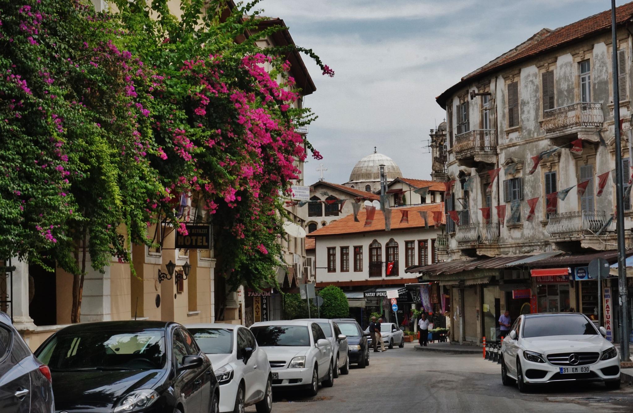 Antakya ( Antıochia) Streets by meryem.g.ozkaya