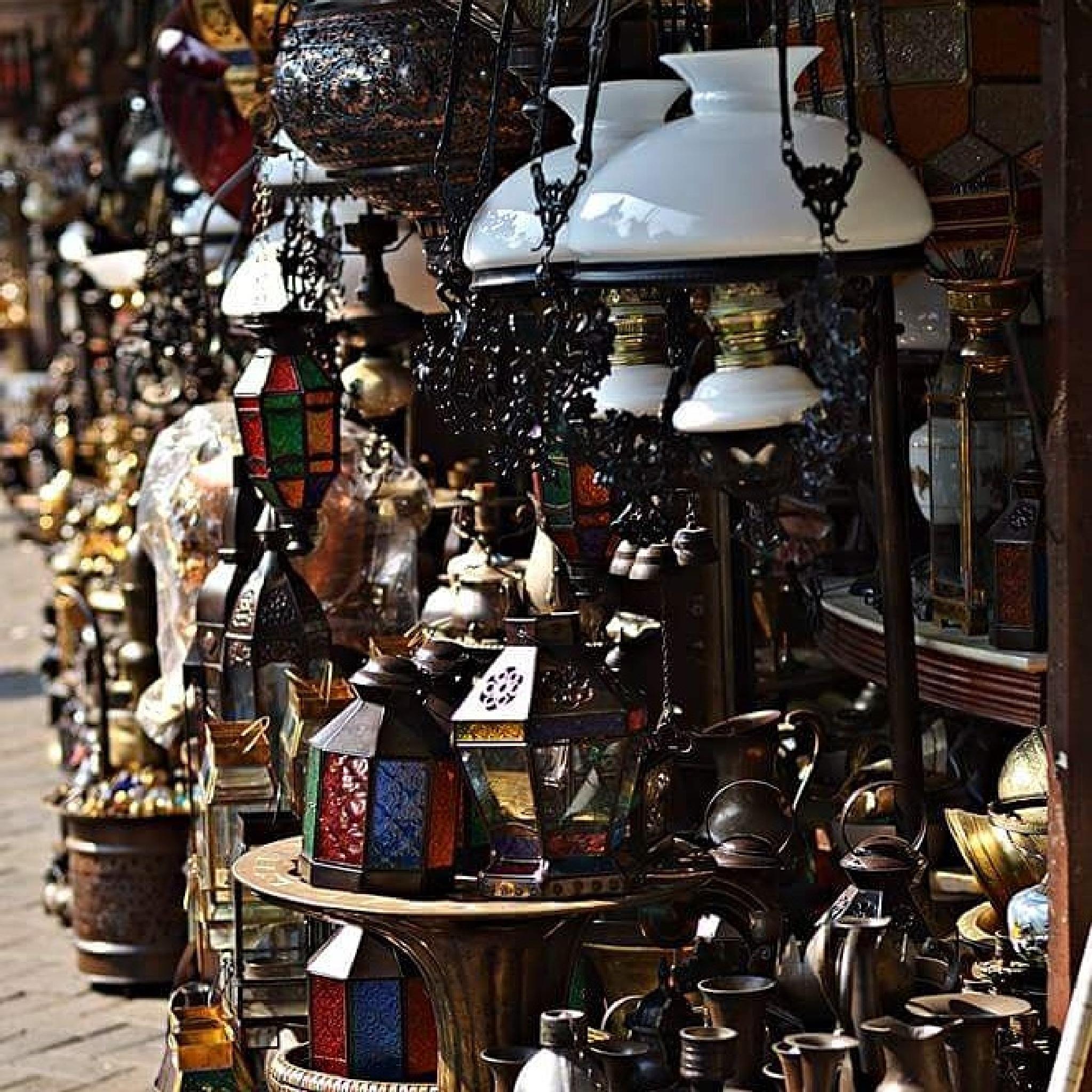 At the corner jalan surabaya jakarta by nina.ajalah