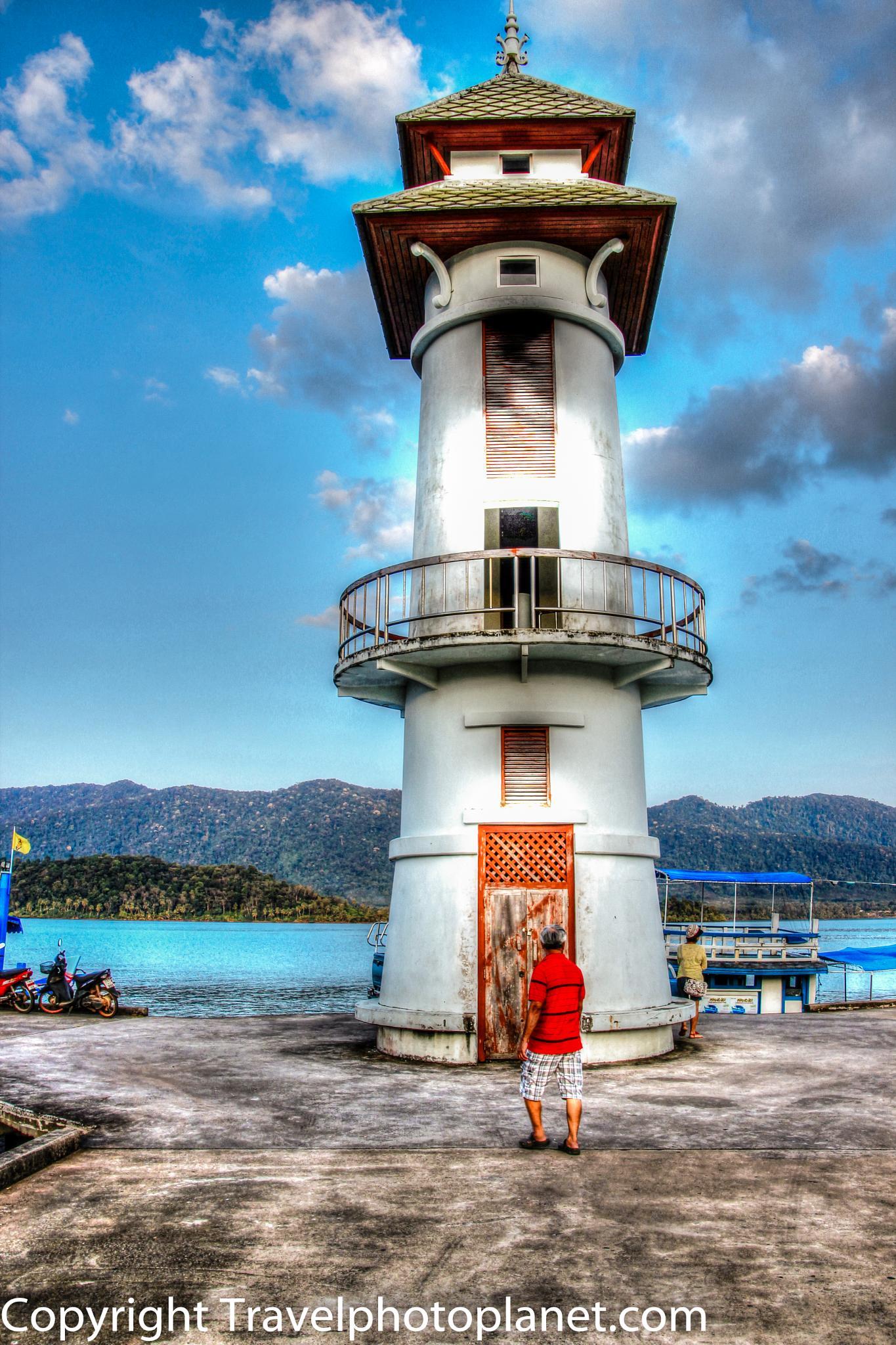HDR Lighthouse by Svein Arne Grønnevik