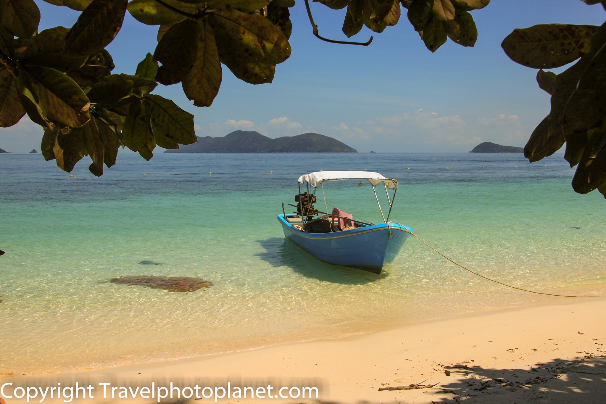 Photo in Sea and Sand #beach #tripical island #island #seascape #travel #tourism #koh wai #thailand