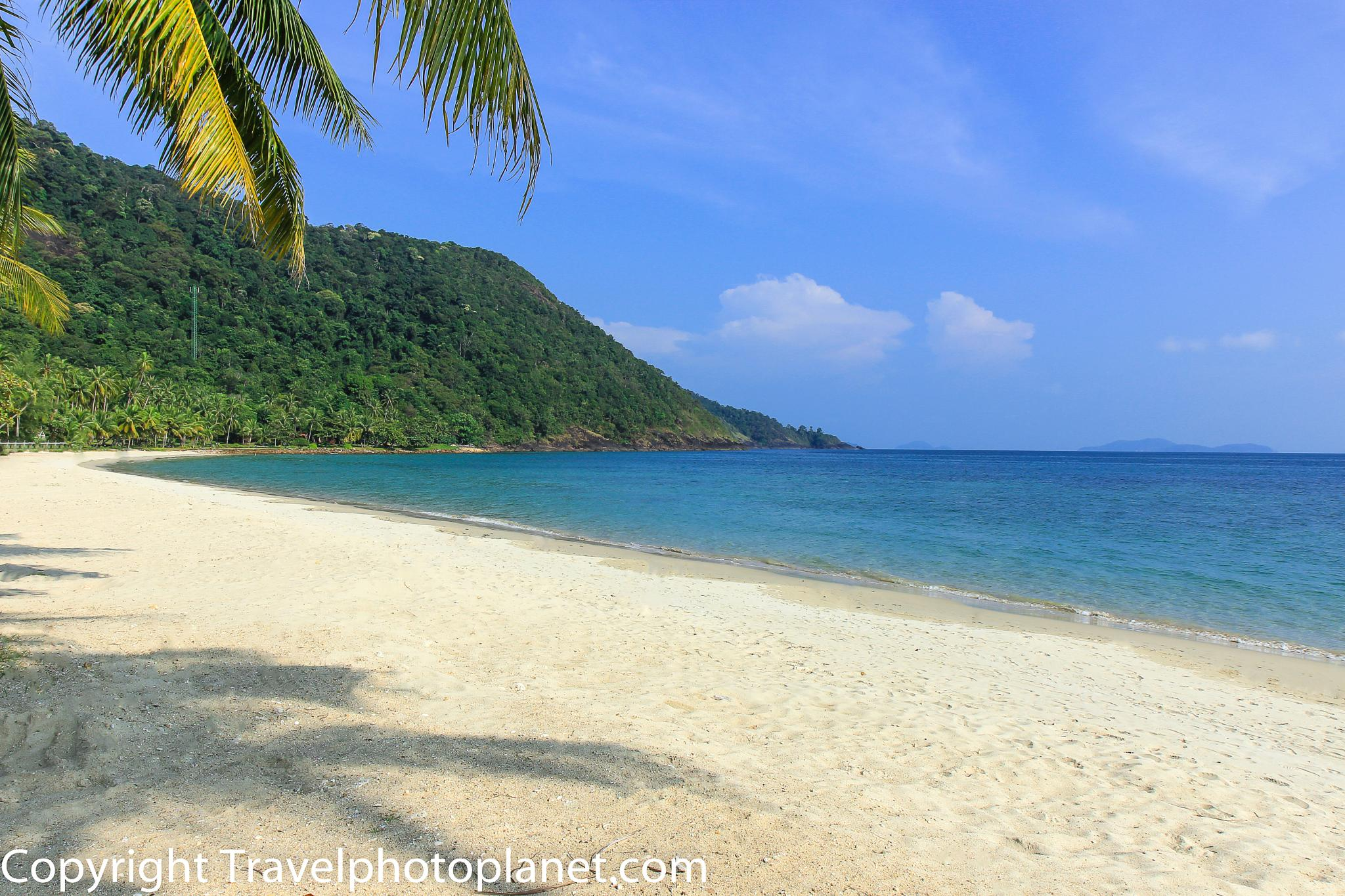 Photo in Sea and Sand #beach #tropical #travel #tourism #koh chang #thailand