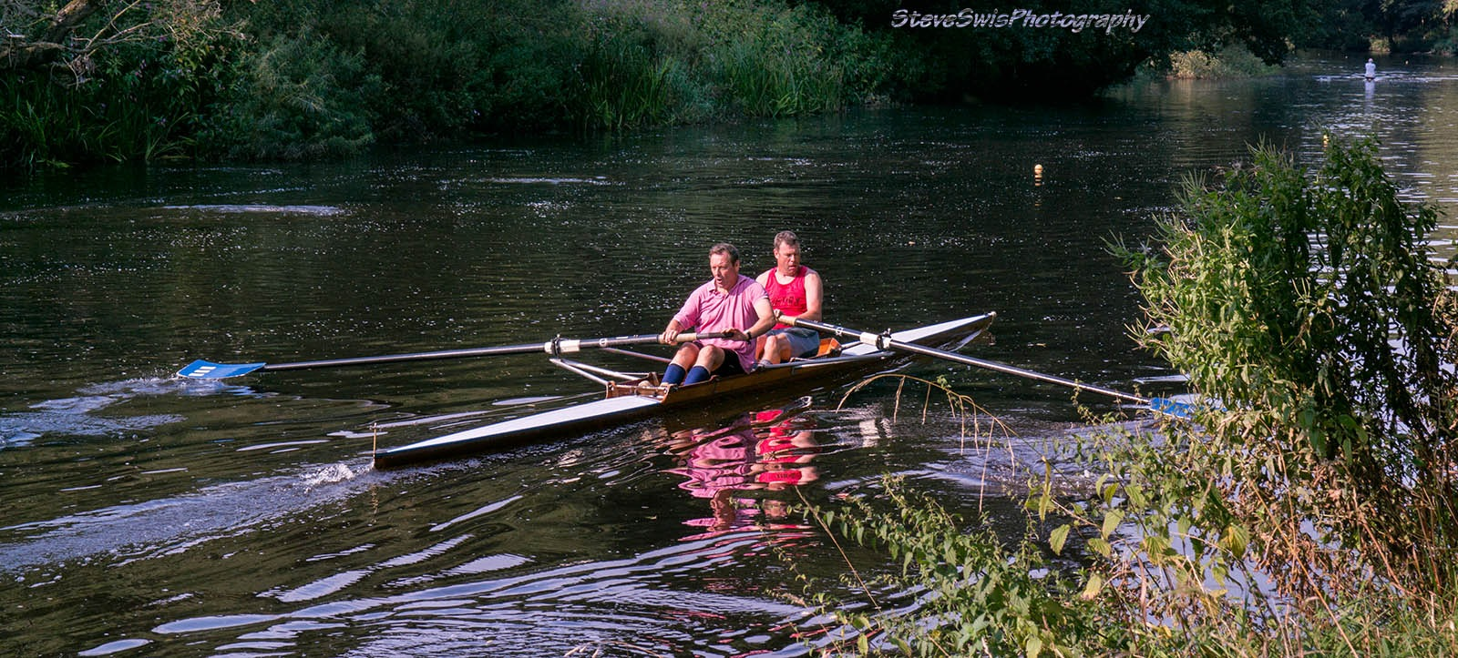 rowers by Steve Swis
