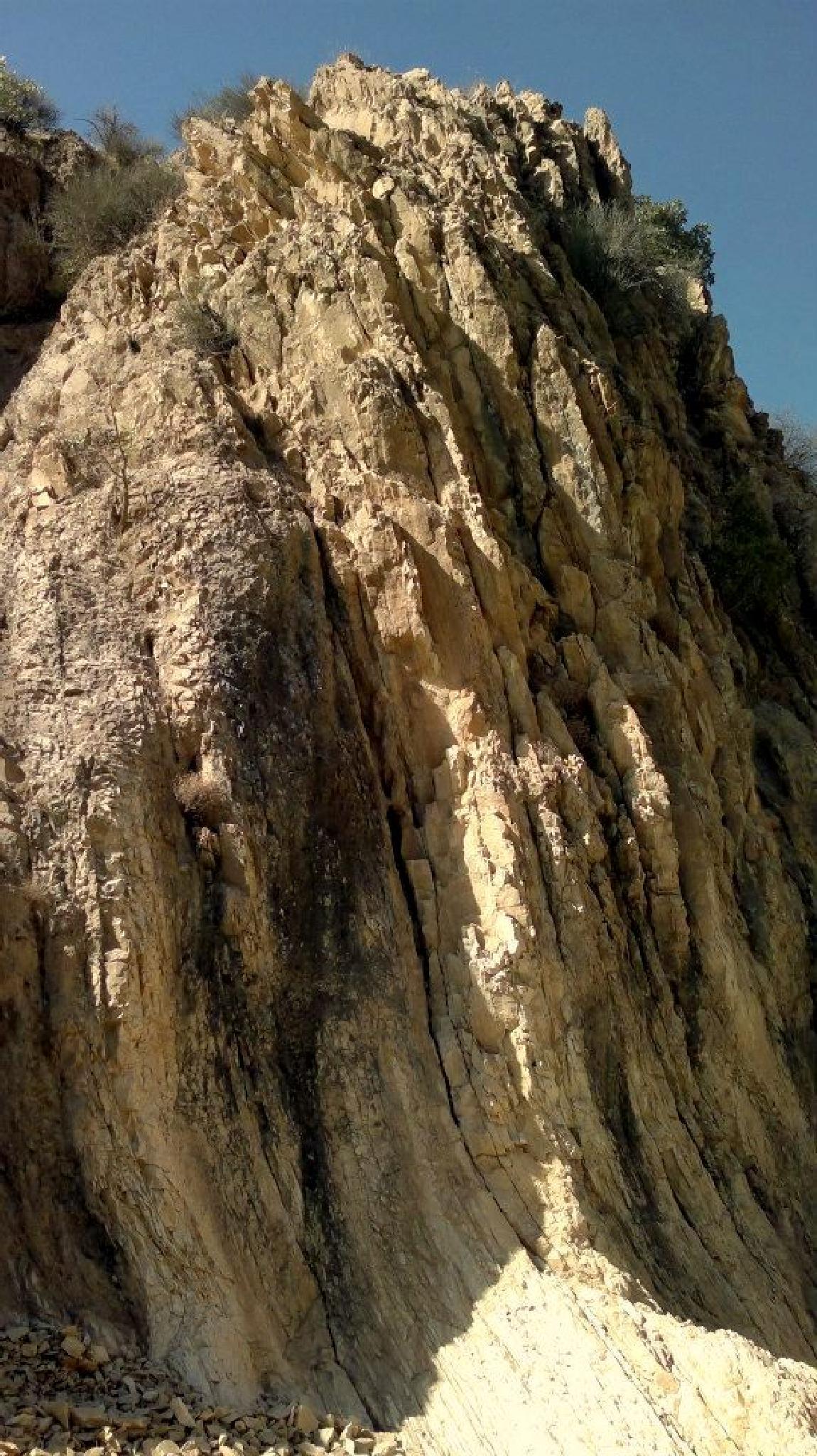 Lofty mountain in Kurdistan by DanaLia