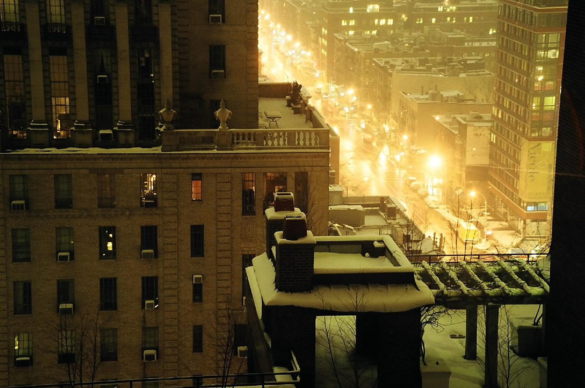 Ninth Avenue by John King