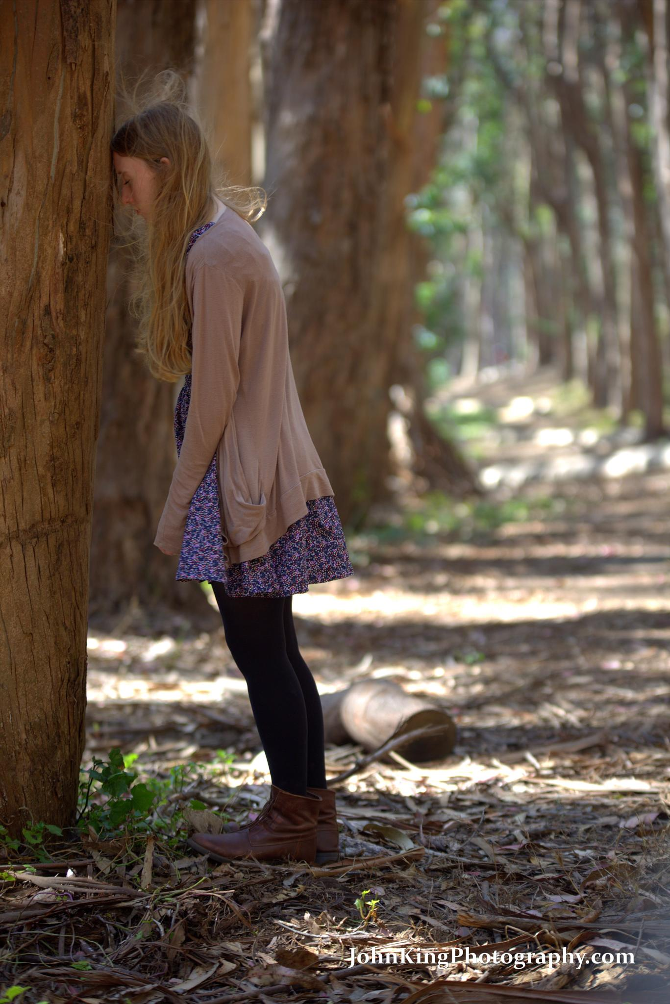 Sasha @ Presidio's Woodine by John King
