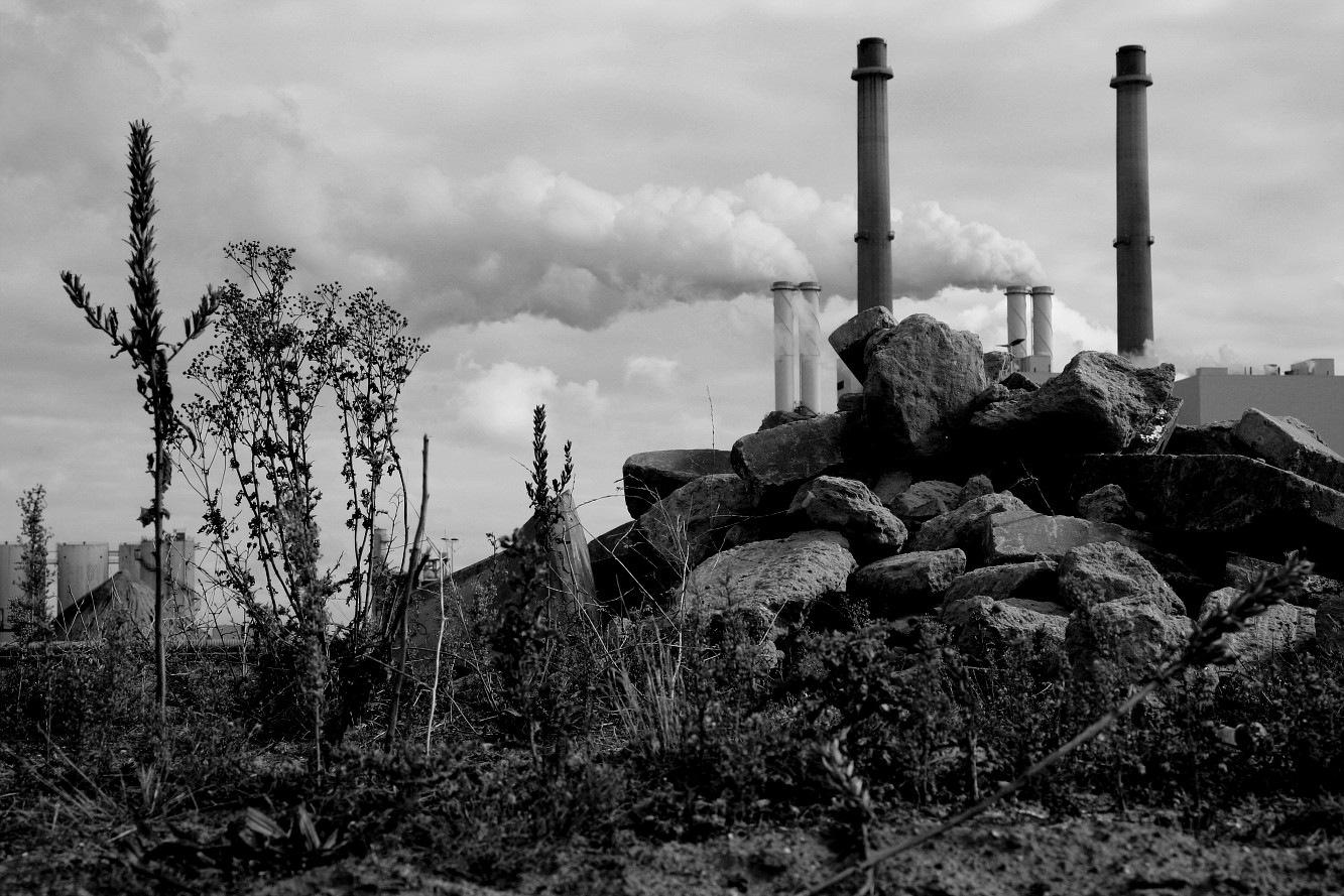 Industrial Landscape by Jane
