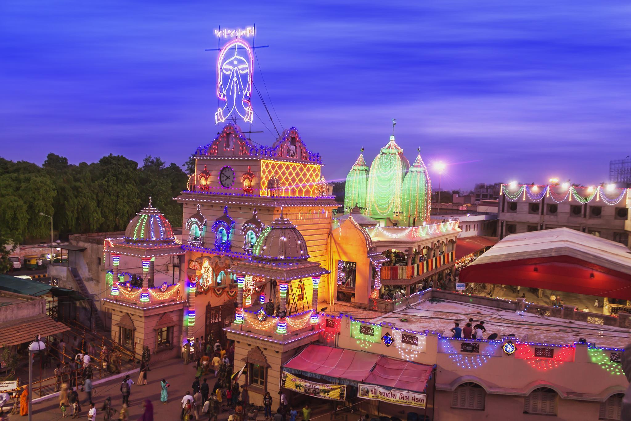 Celebrating Rathyatra Festival by shael.gajjar.9