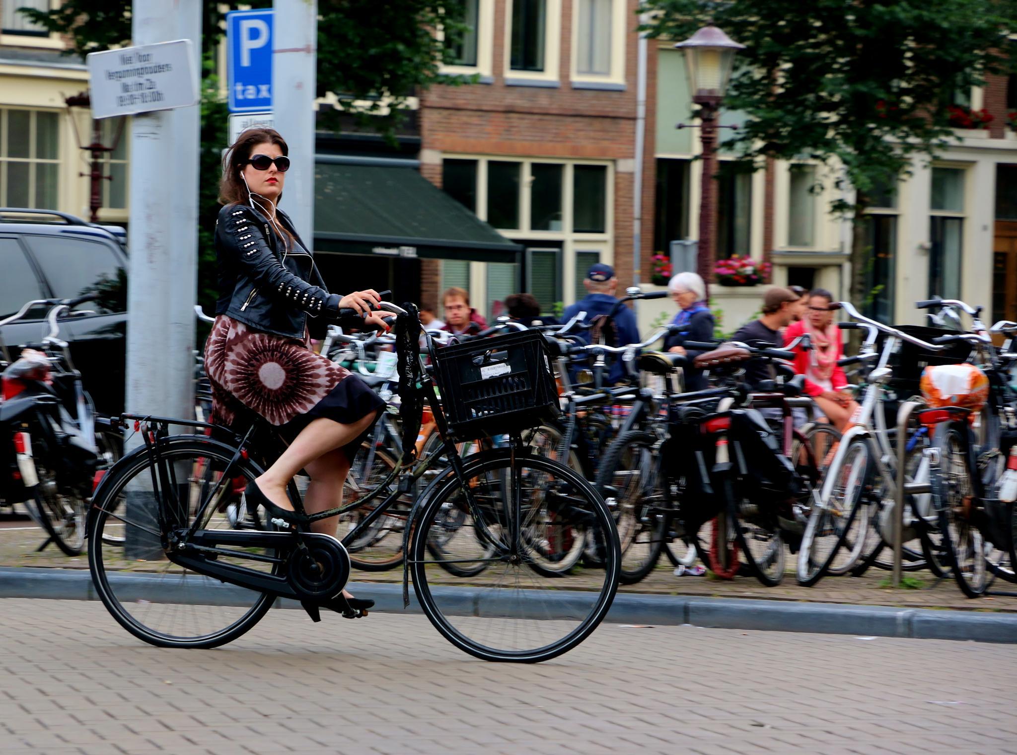 Fashion in Amsterdam ! by Neil Bartlett