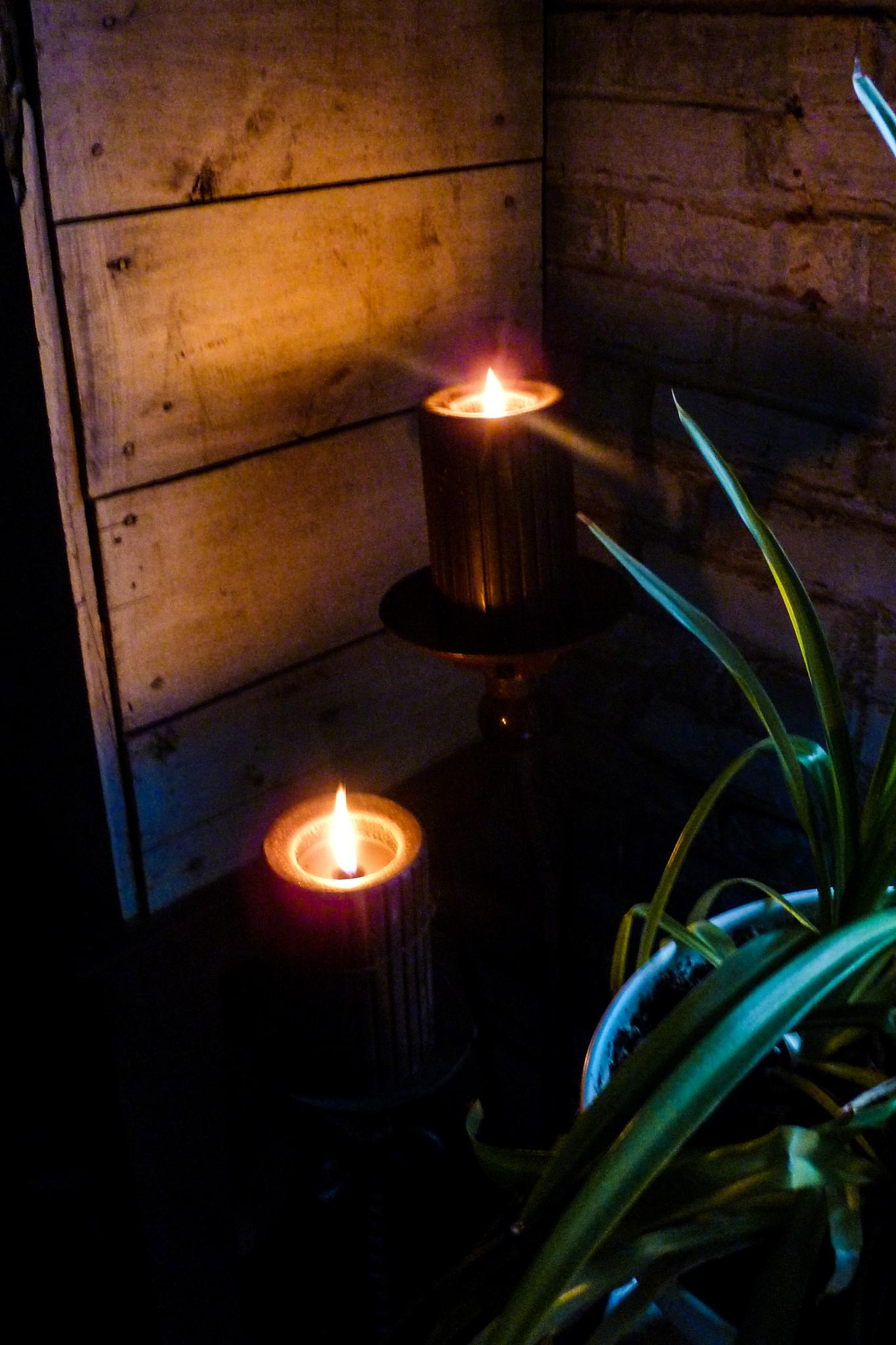 Candles by Cait Templeton