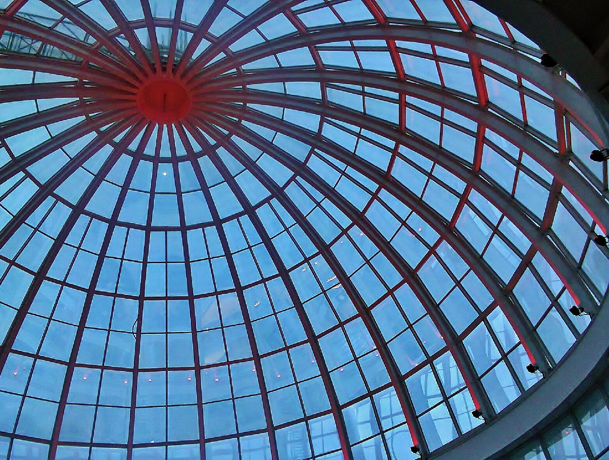 Designer Outlet Dome by RubyMacT