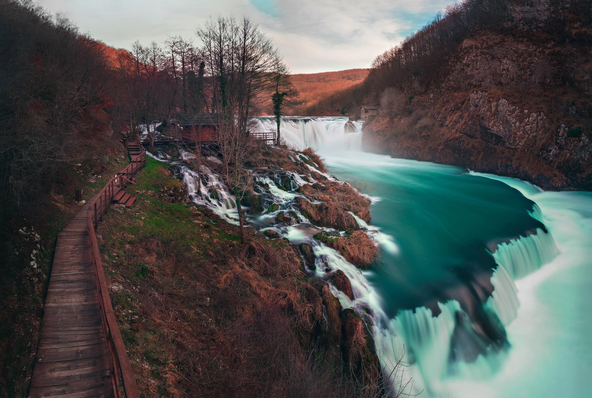Hidden Paradise by Srdjan Vujmilovic