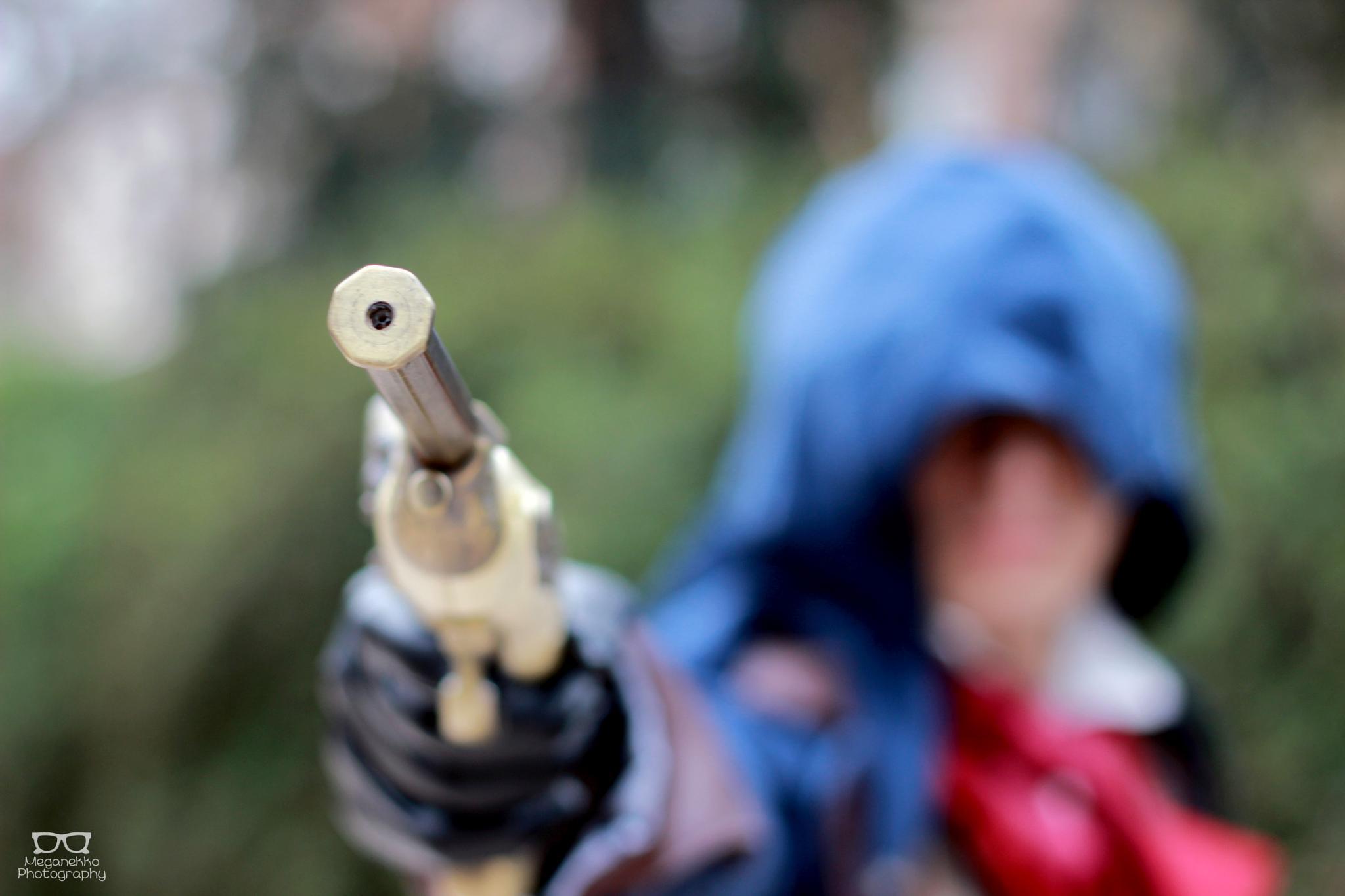 assassins creed by Carolina Ponce
