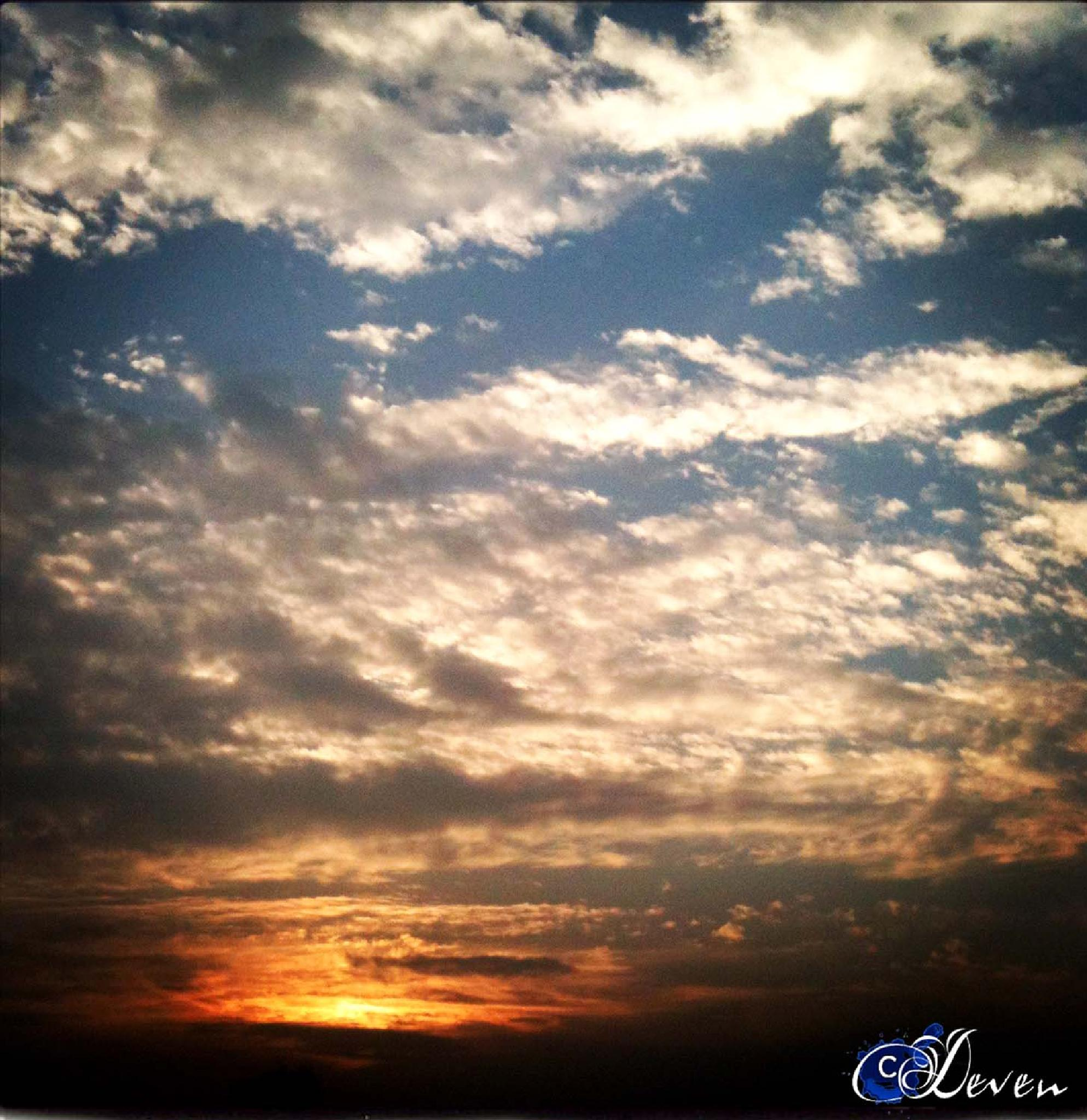 #Cloud by Deven's Photography