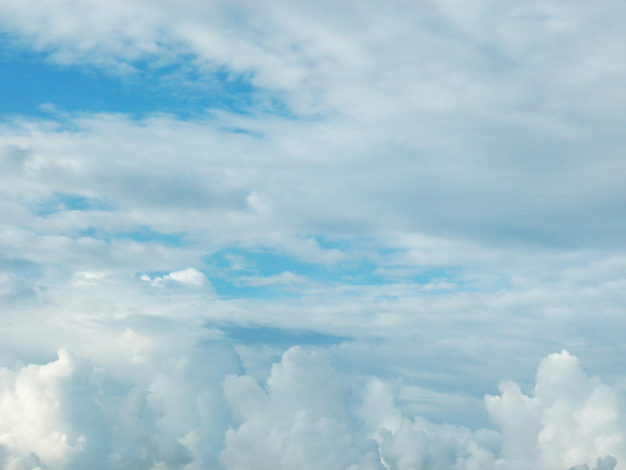 Photo in Landscape #sky #blue #air #fresh #nature