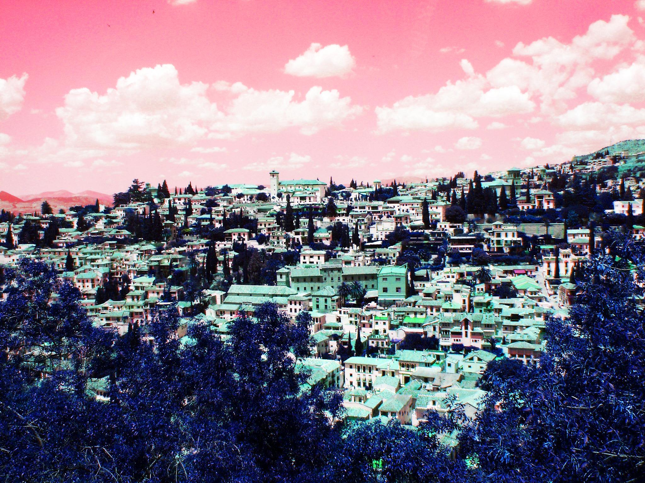 Mijas Town  by Marianvenusa