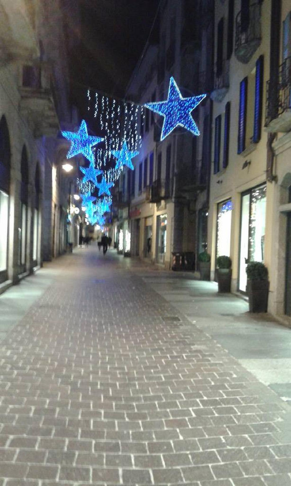the silence after Christmas shopping by olori.fiorella