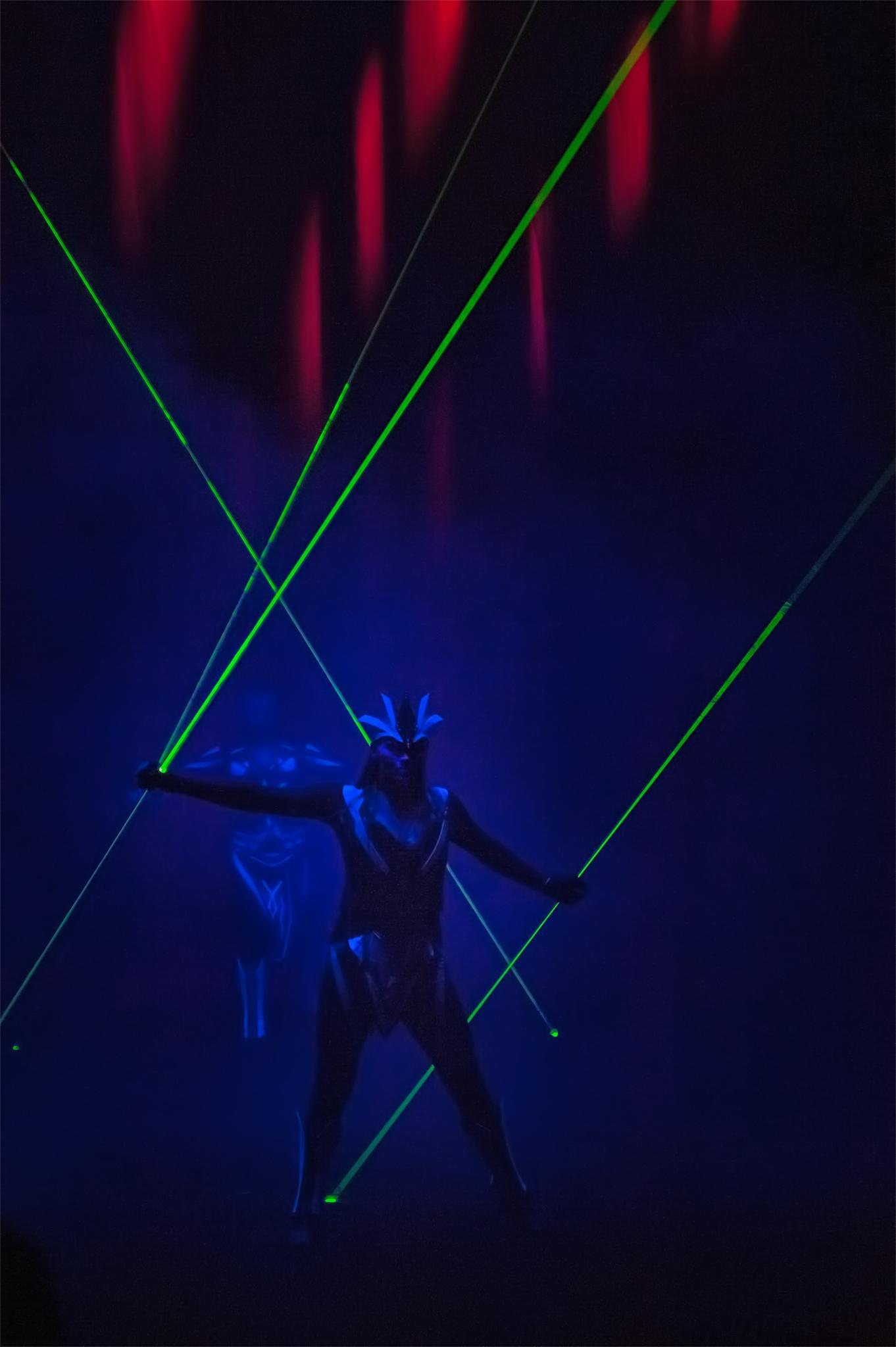 Laser by kaulpeter