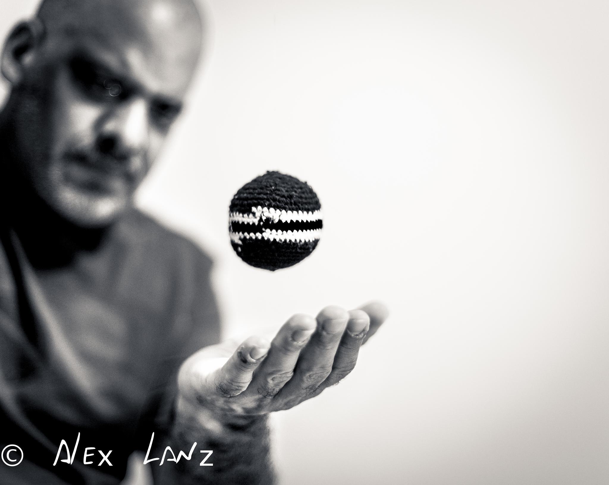 Photo in Black and White #ball #brasil #brazil #canon #f/1.4