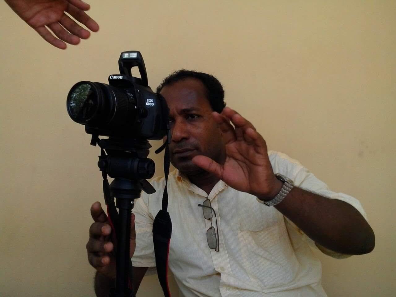 Im shooting  by Zarif Baloch