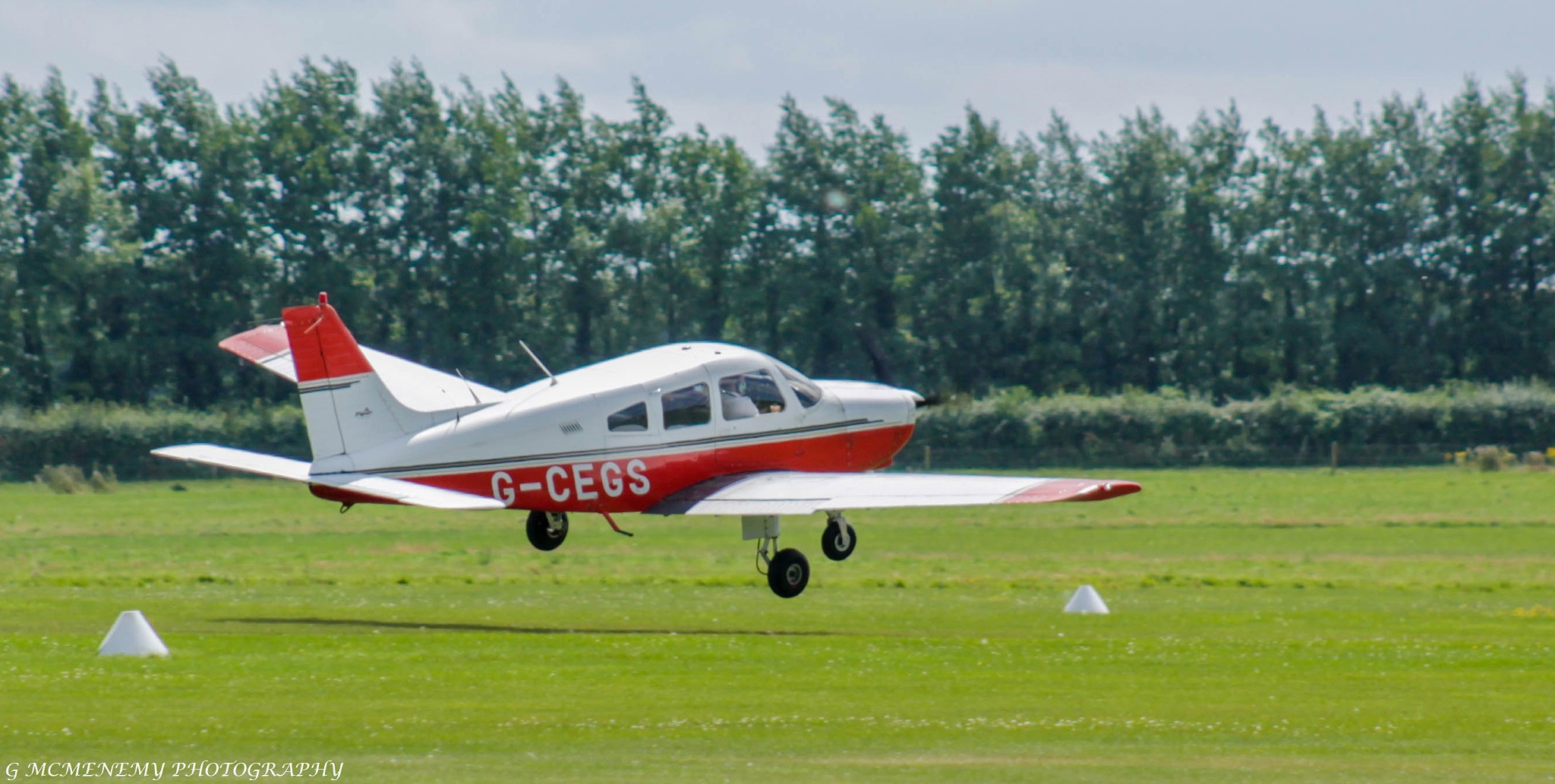 1977 Piper PA-28-161 by george.mcmenemy.7