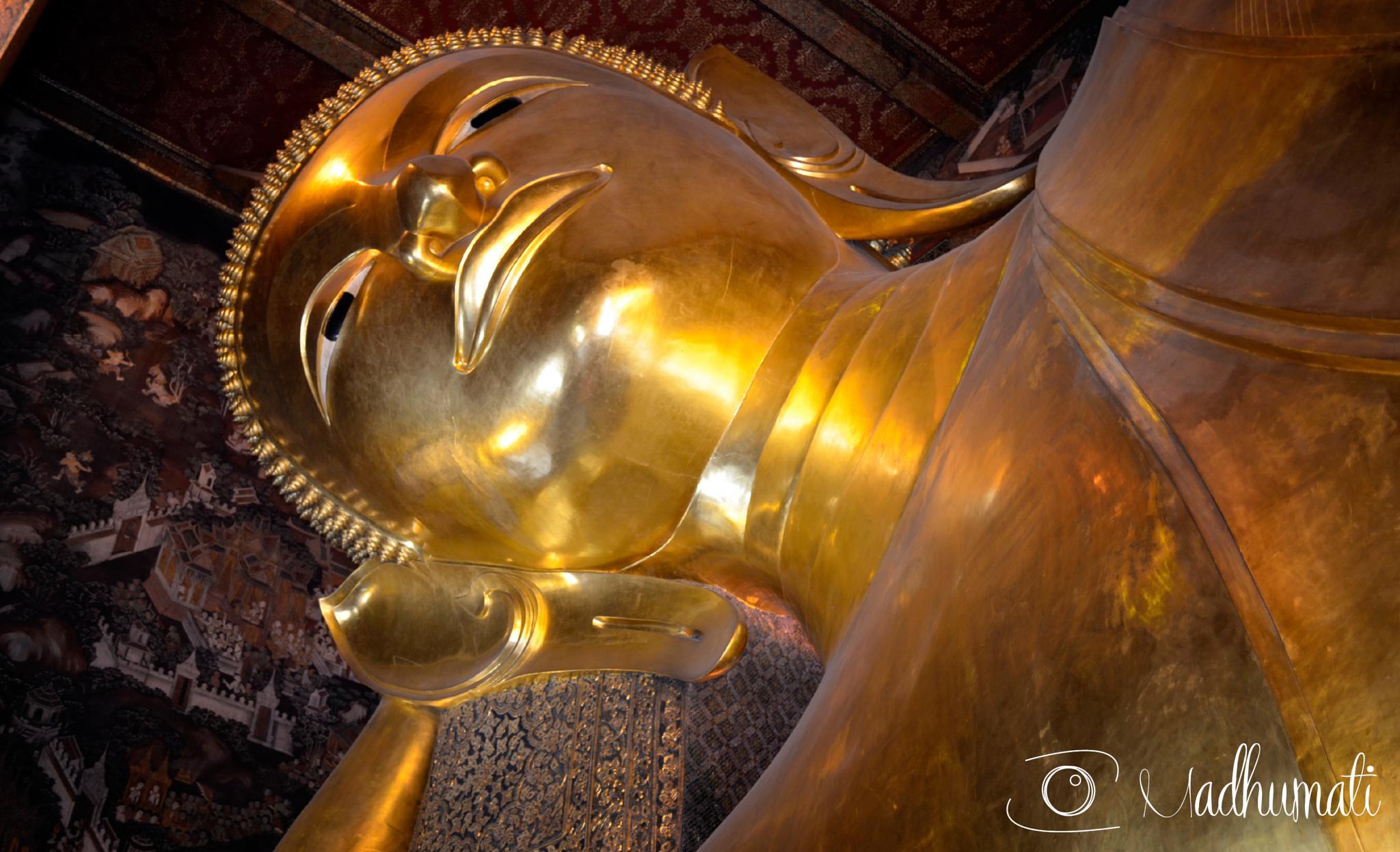 Wat Pho by madhumati