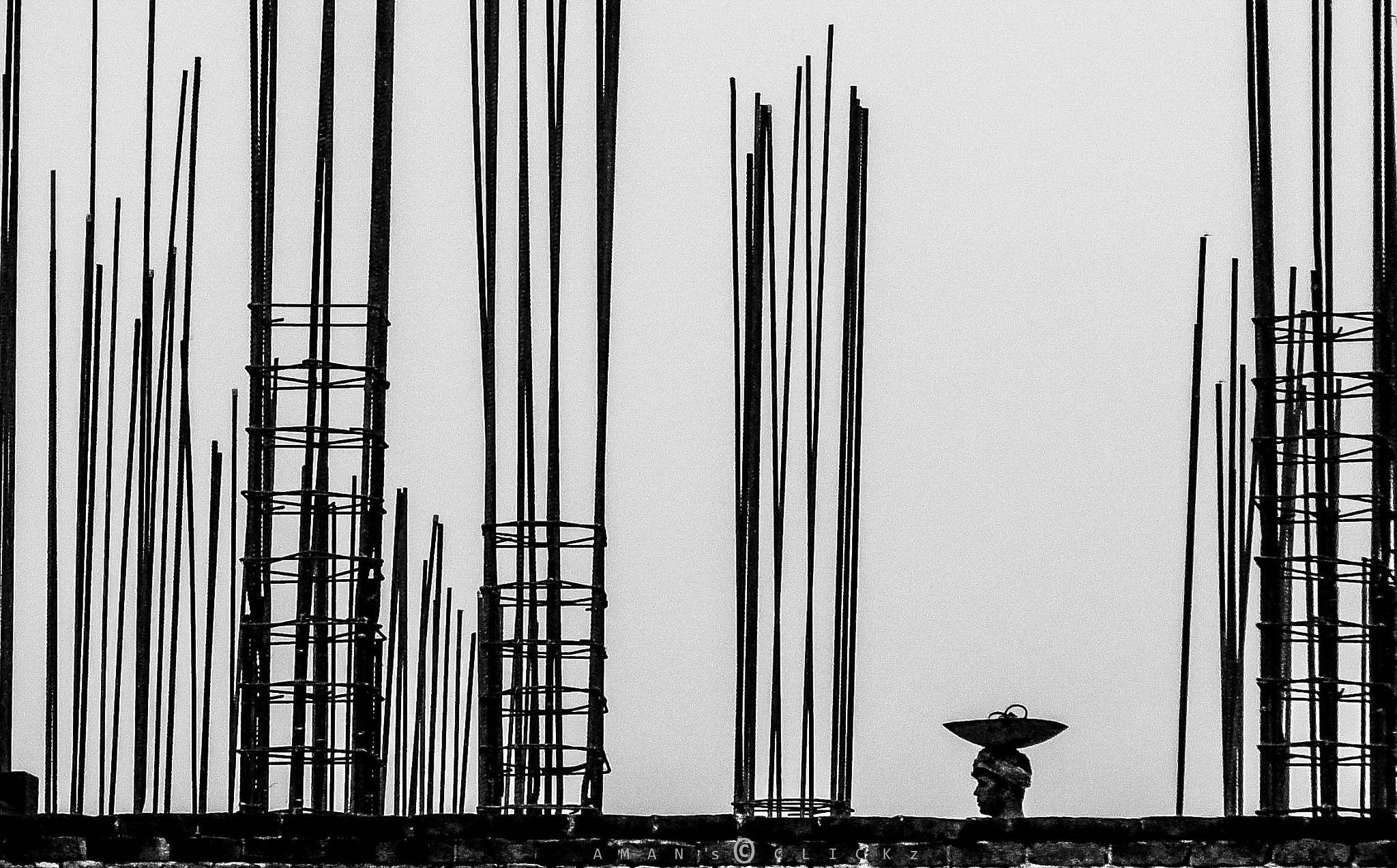 Day Laborer by Shahriar Aman