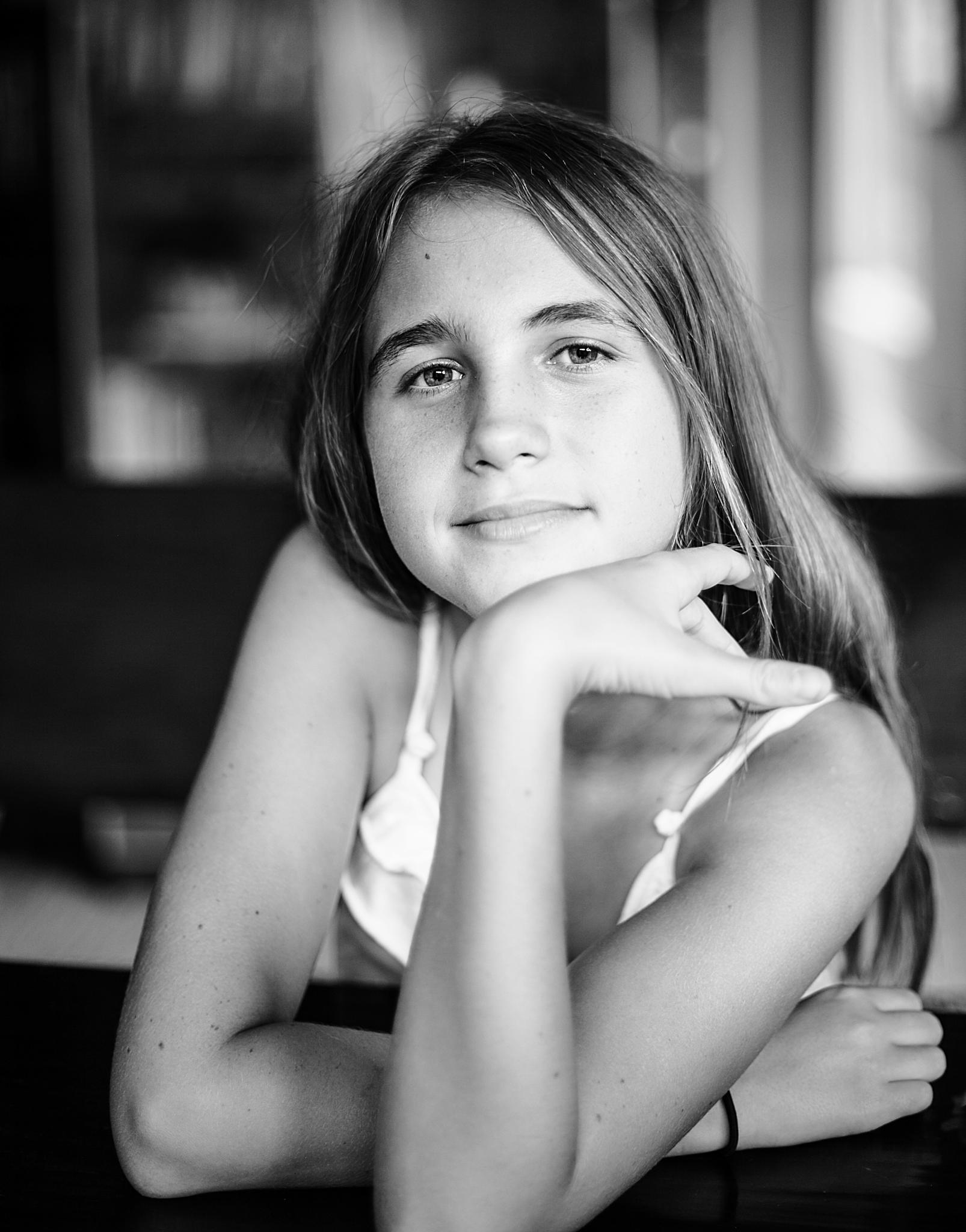 Photo in People #people #fashion #black and white