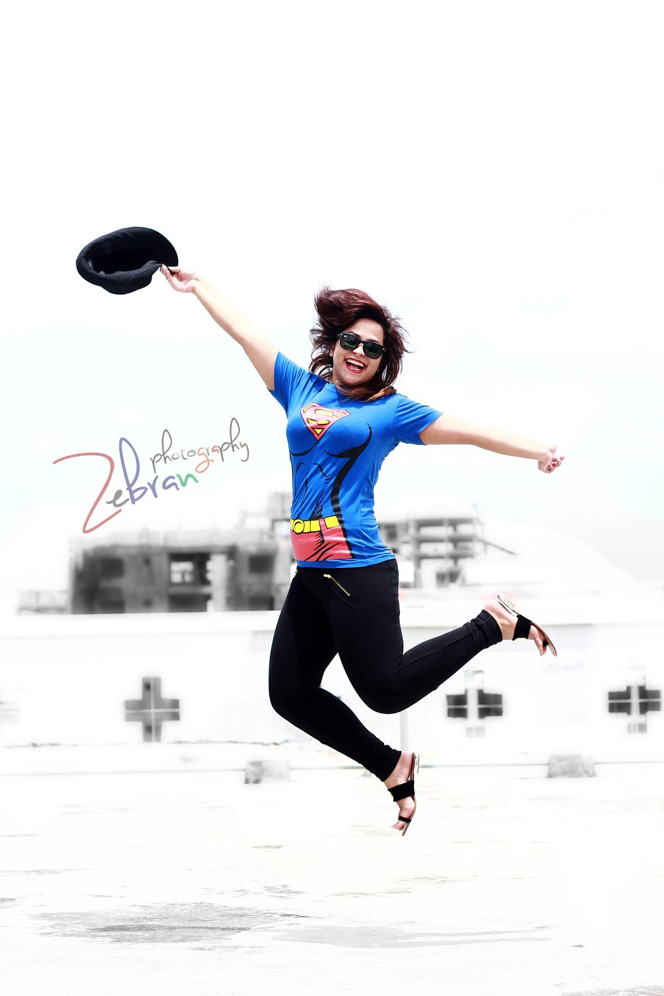 Super Girl by zebran.h.navid
