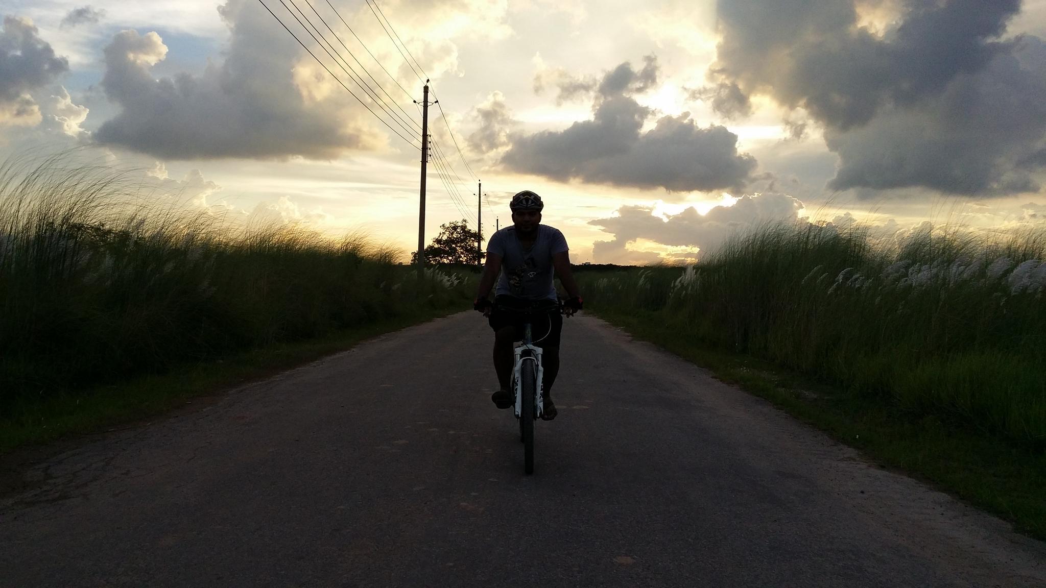 biker by zebran.h.navid