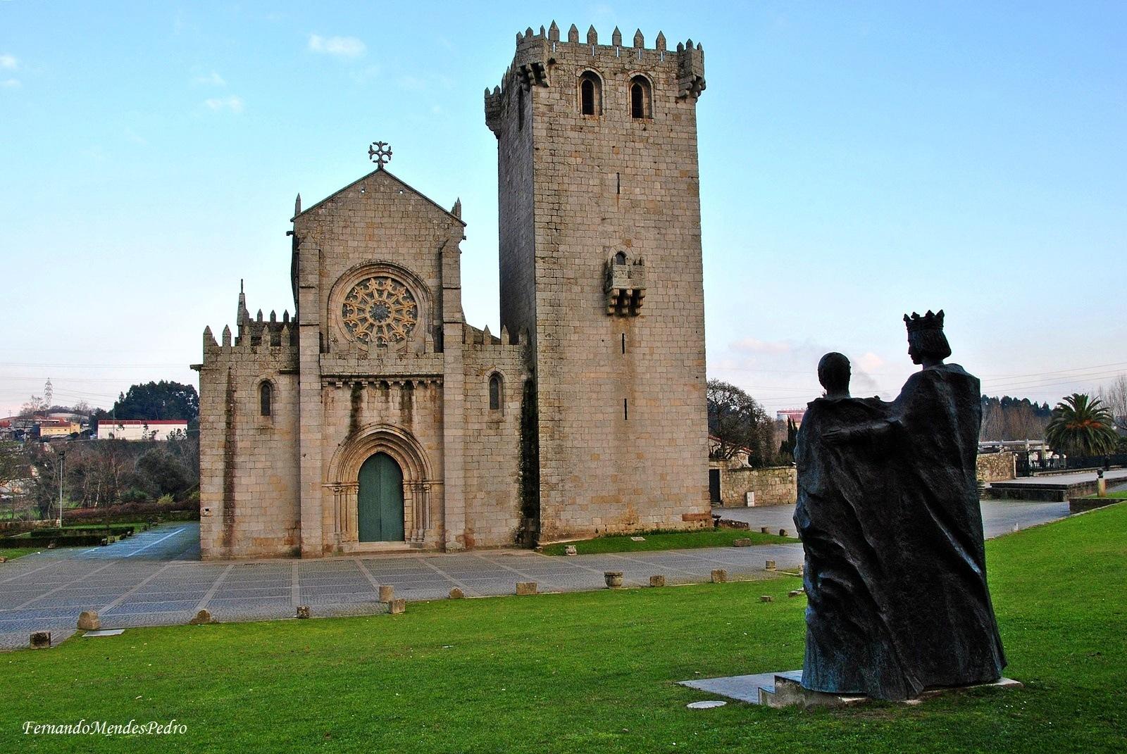 Monastery of LEÇA DO BALIO by FernandoPedro