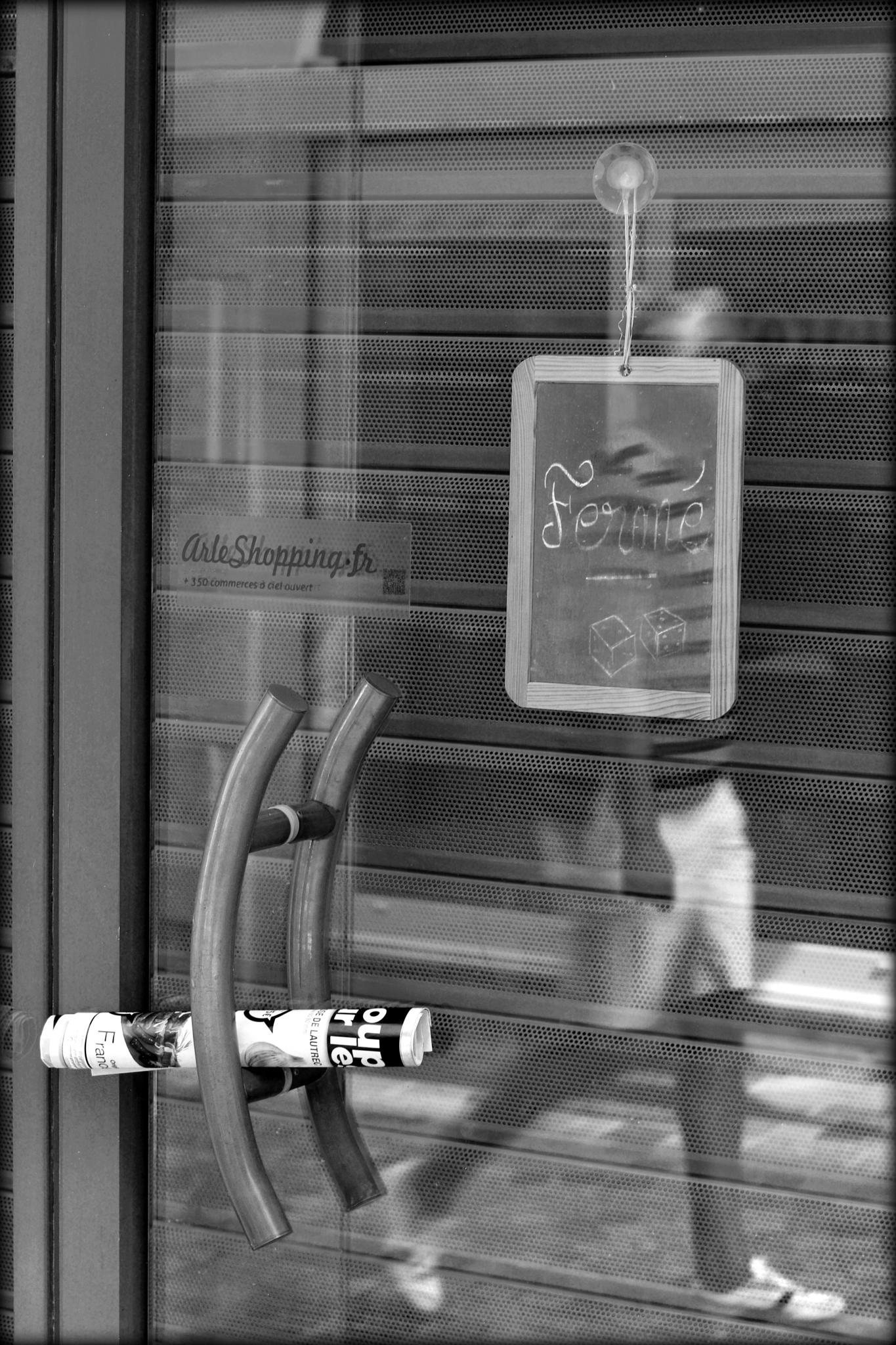 Photo in Street Photography #street #reflection #annecy #france #shop