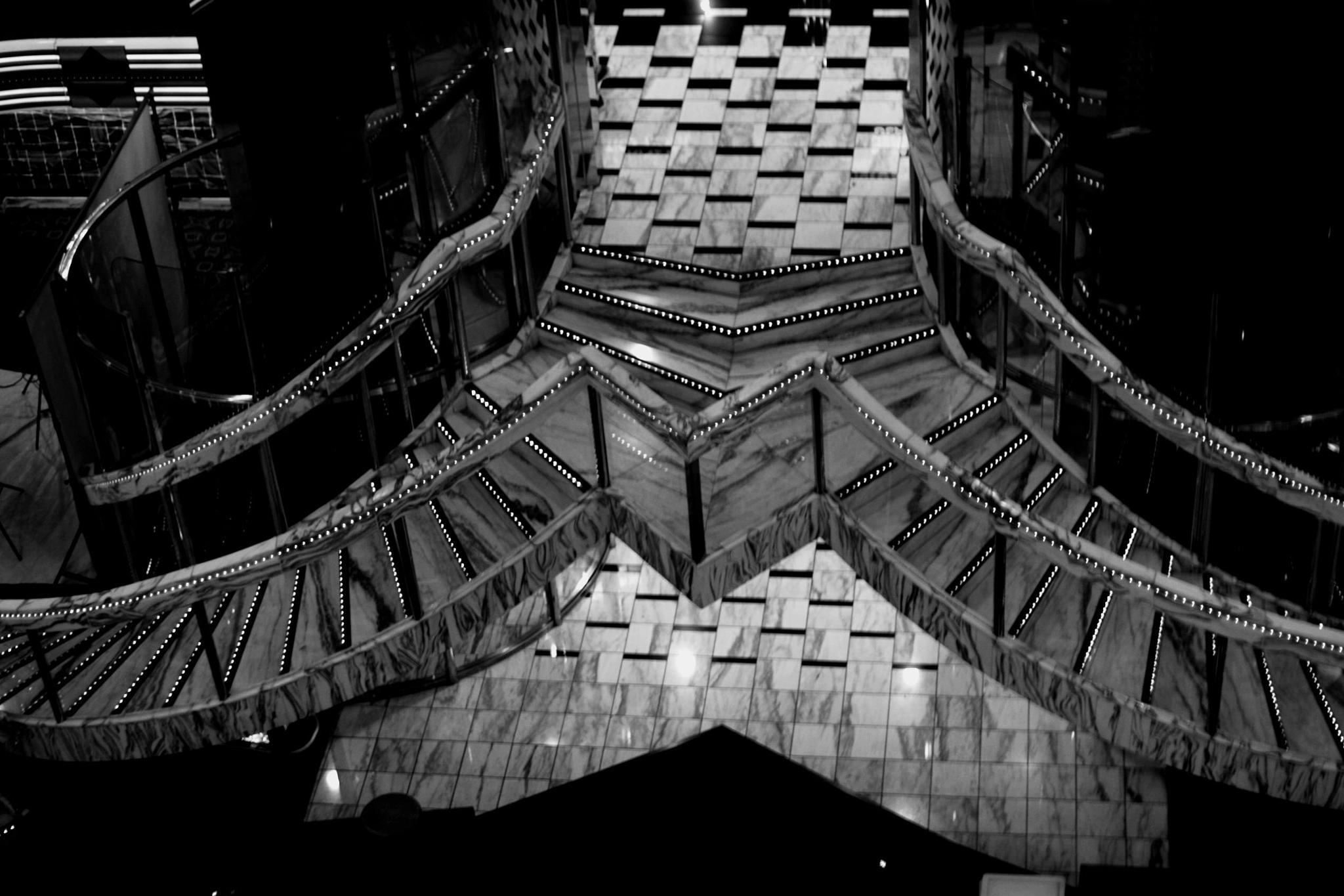 Stairways to hell by Antoni Marek Polczyk