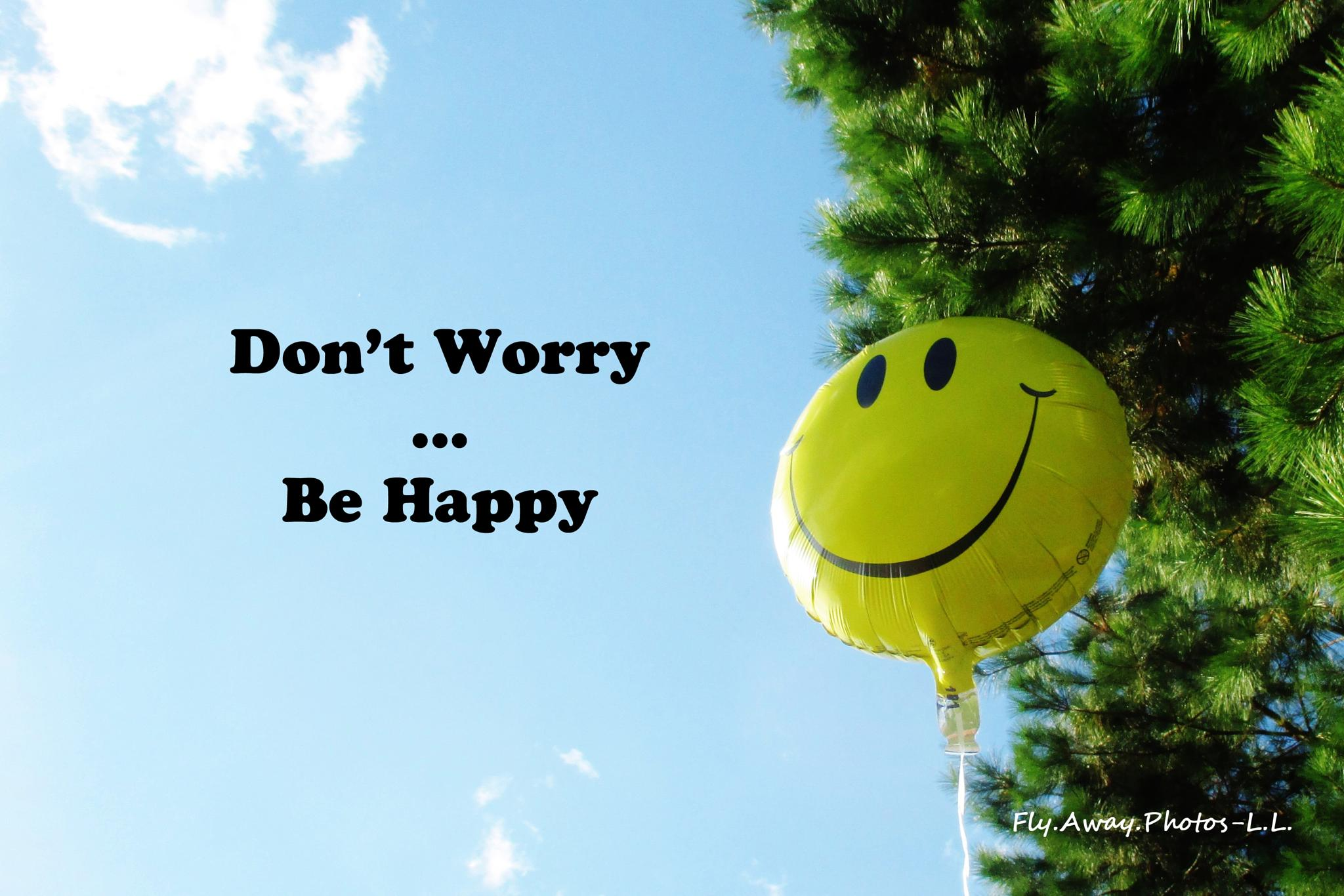 Don't Worry by Leah Lisee Photography