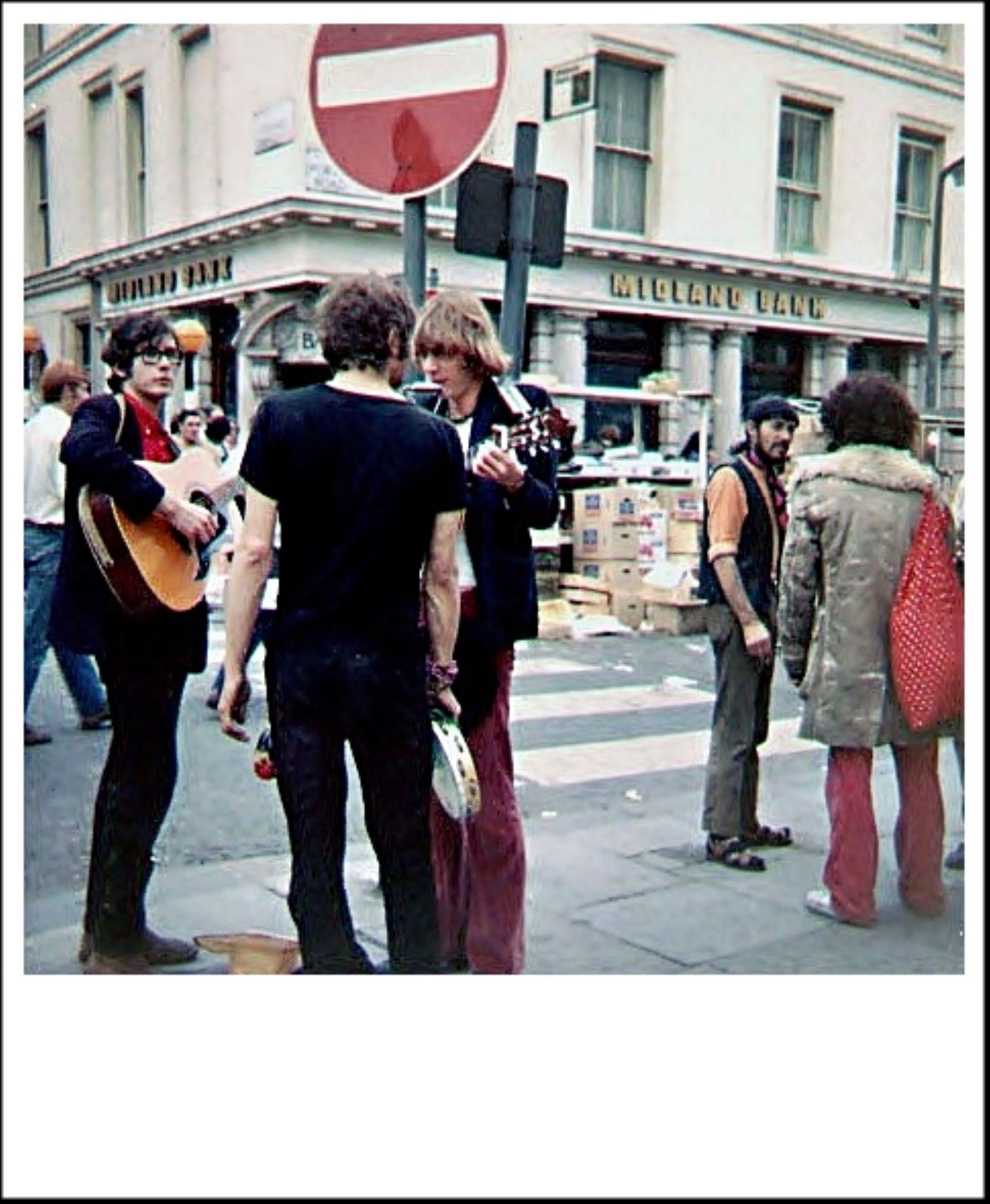 Street music by marilenavaccarini