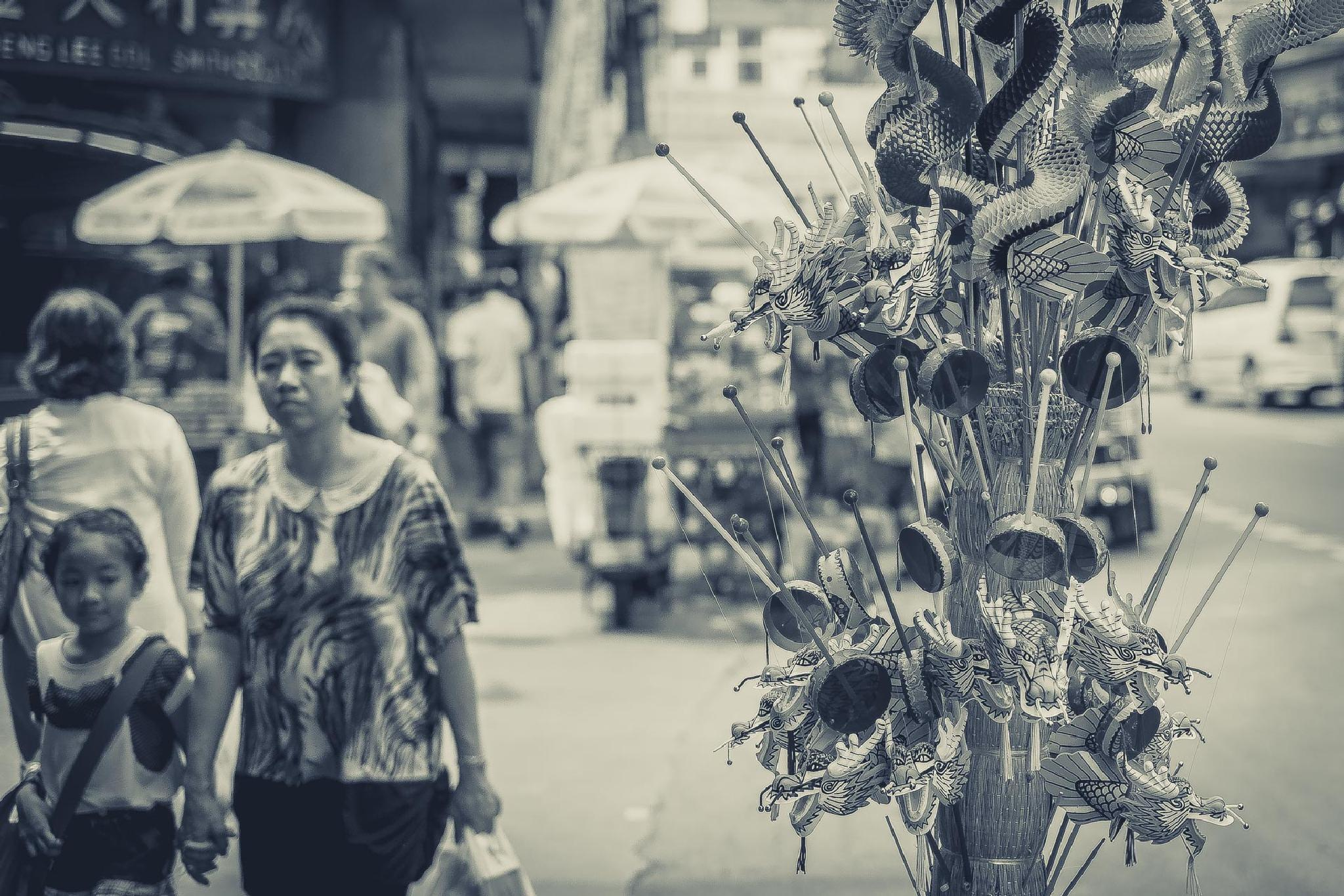 Chinatown by volker.stetter