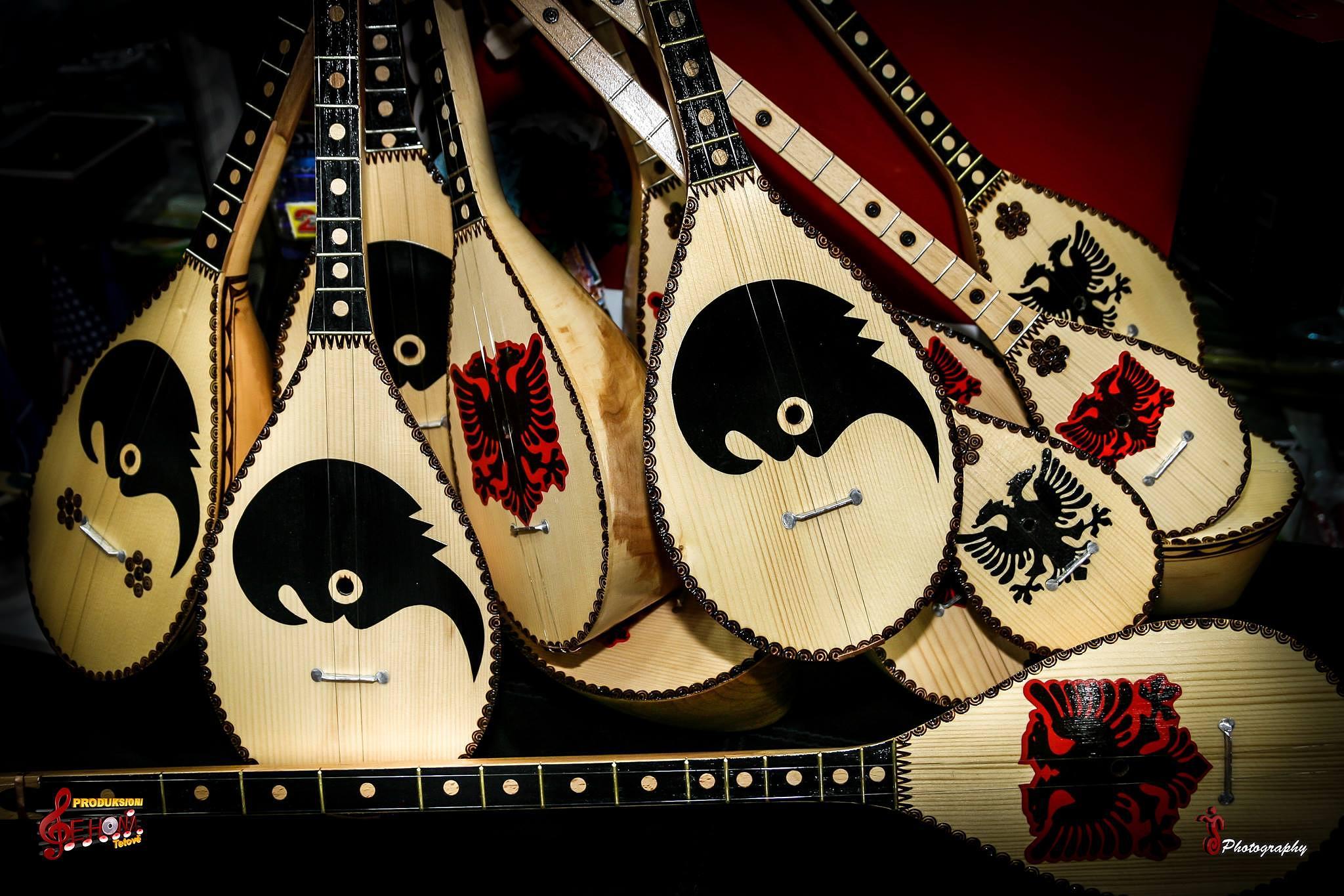 Albanioan Music Instrument by Jetmir Sejdia