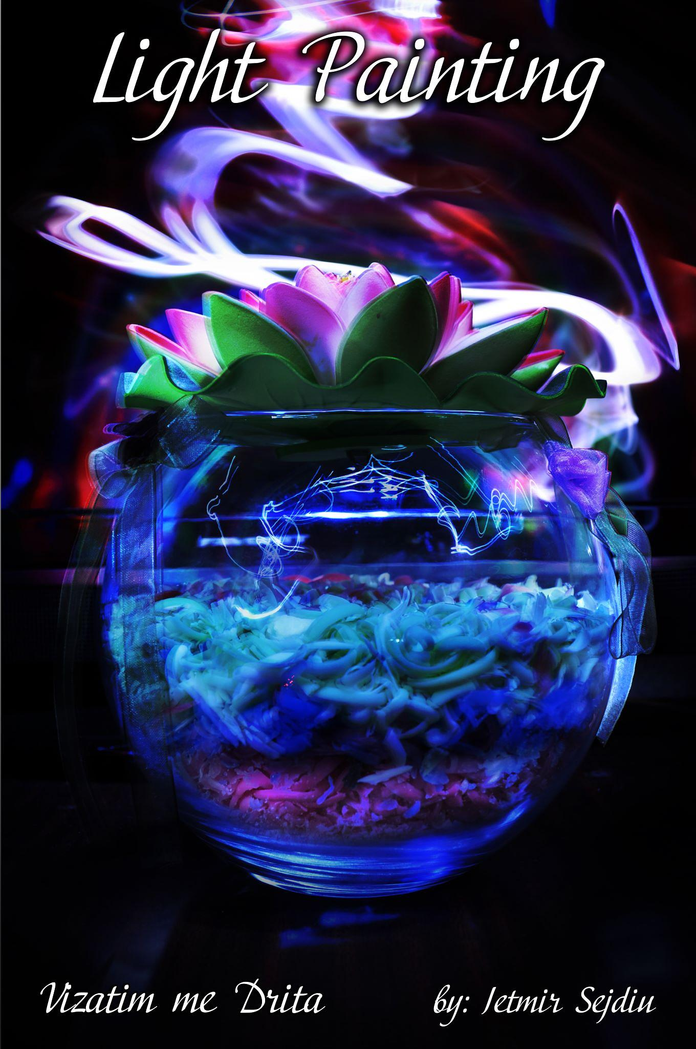 Light Painting Photography3 by Jetmir Sejdia