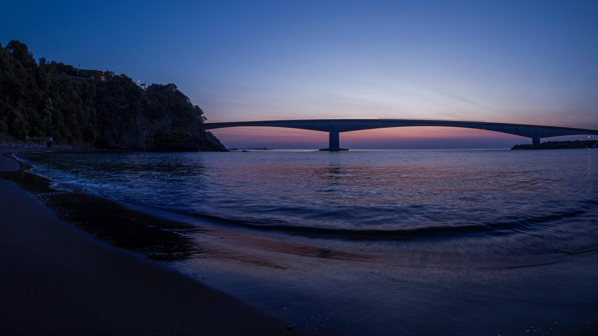 Early morning by Motohisa Shimazu