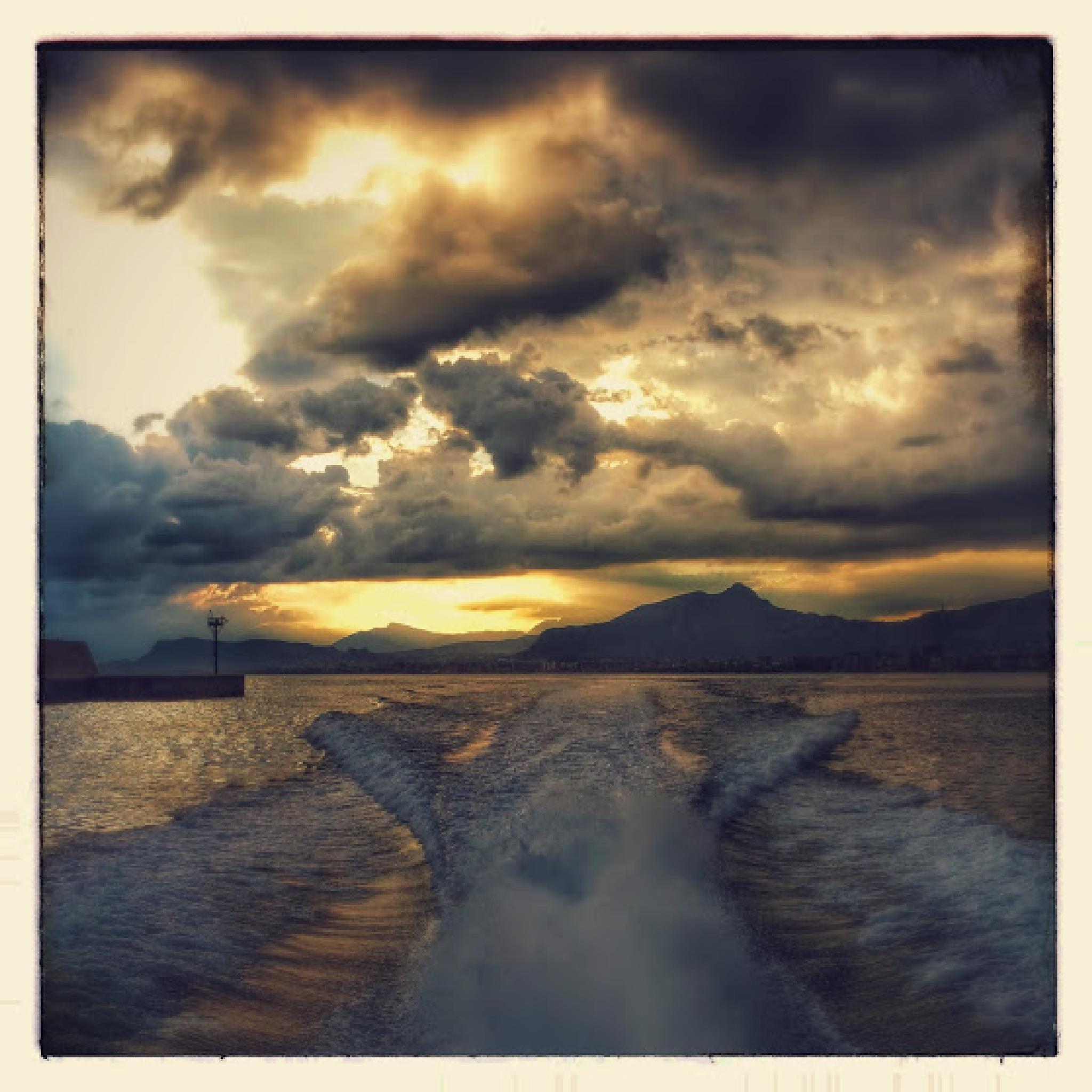 Photo in Landscape #sea #sunrise #porth