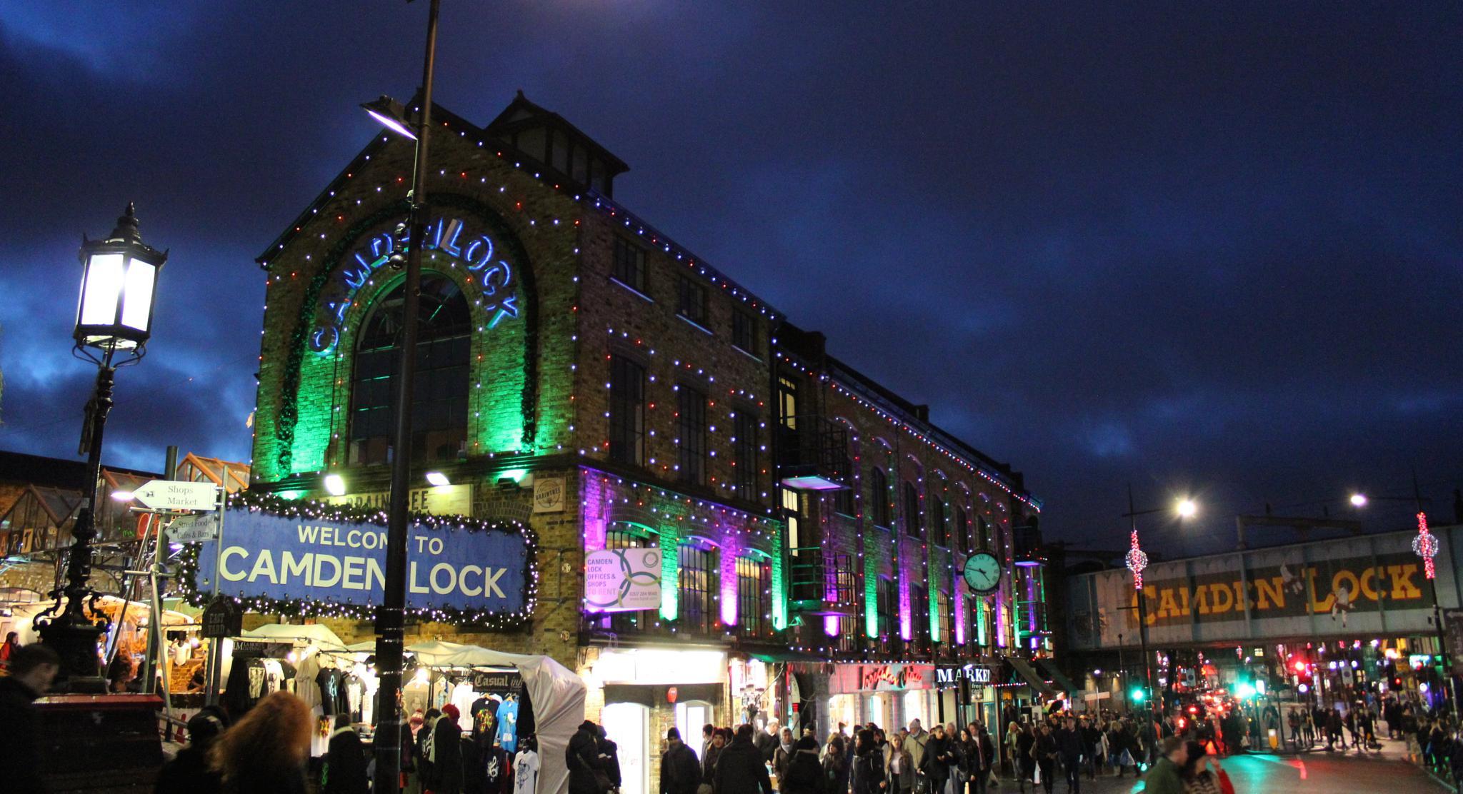 Camden Town by Nina Kelleher