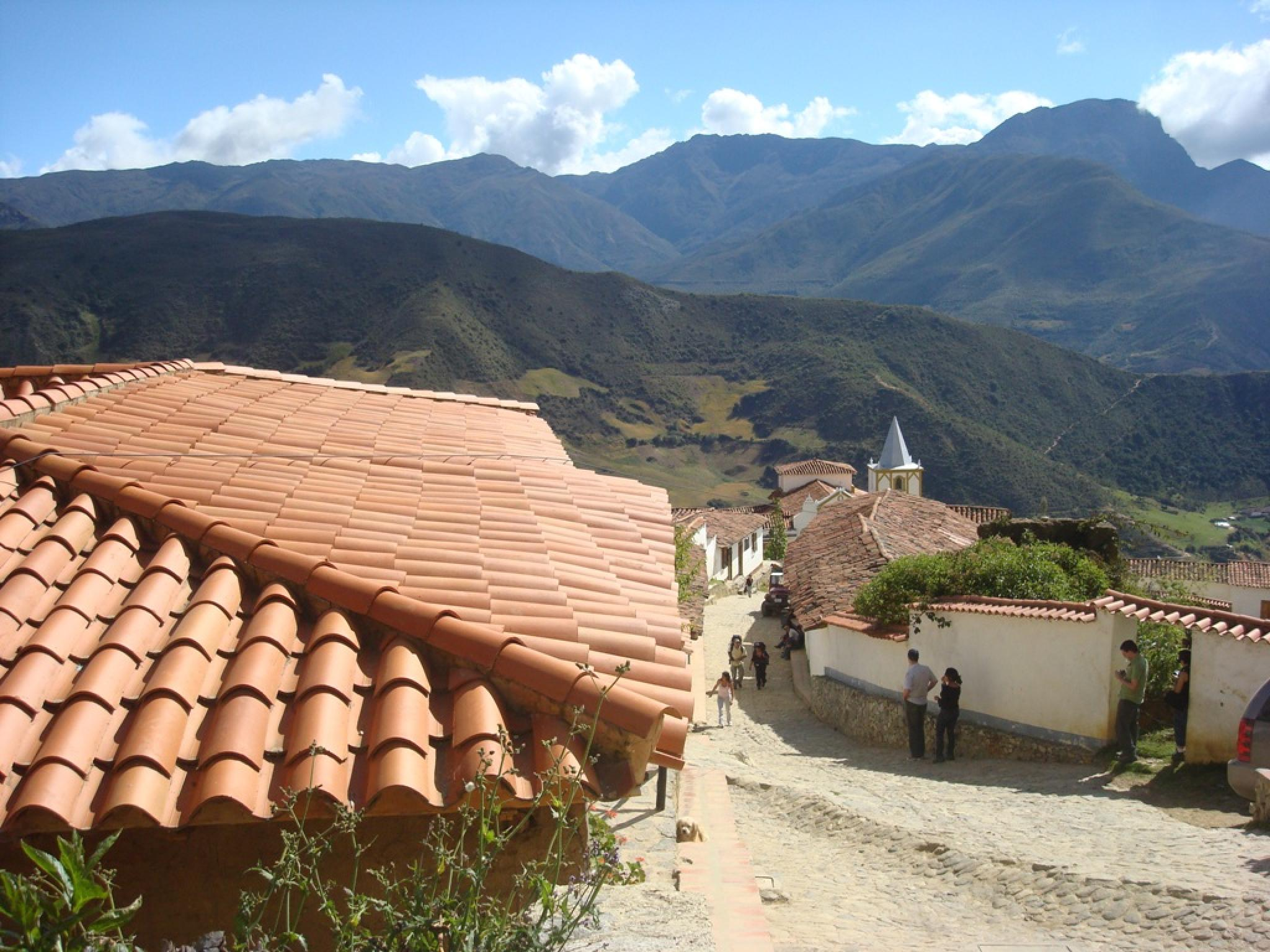 Los Nevados. Mérida.  by jimmyojeda79