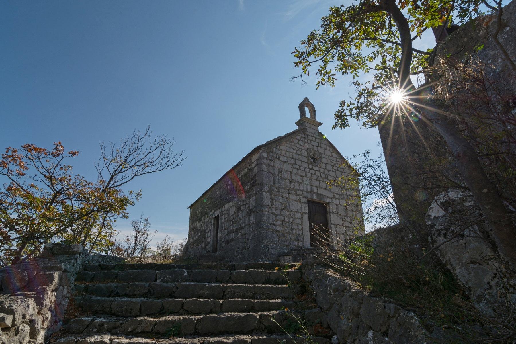 The heights by Drago Sajc-Budija