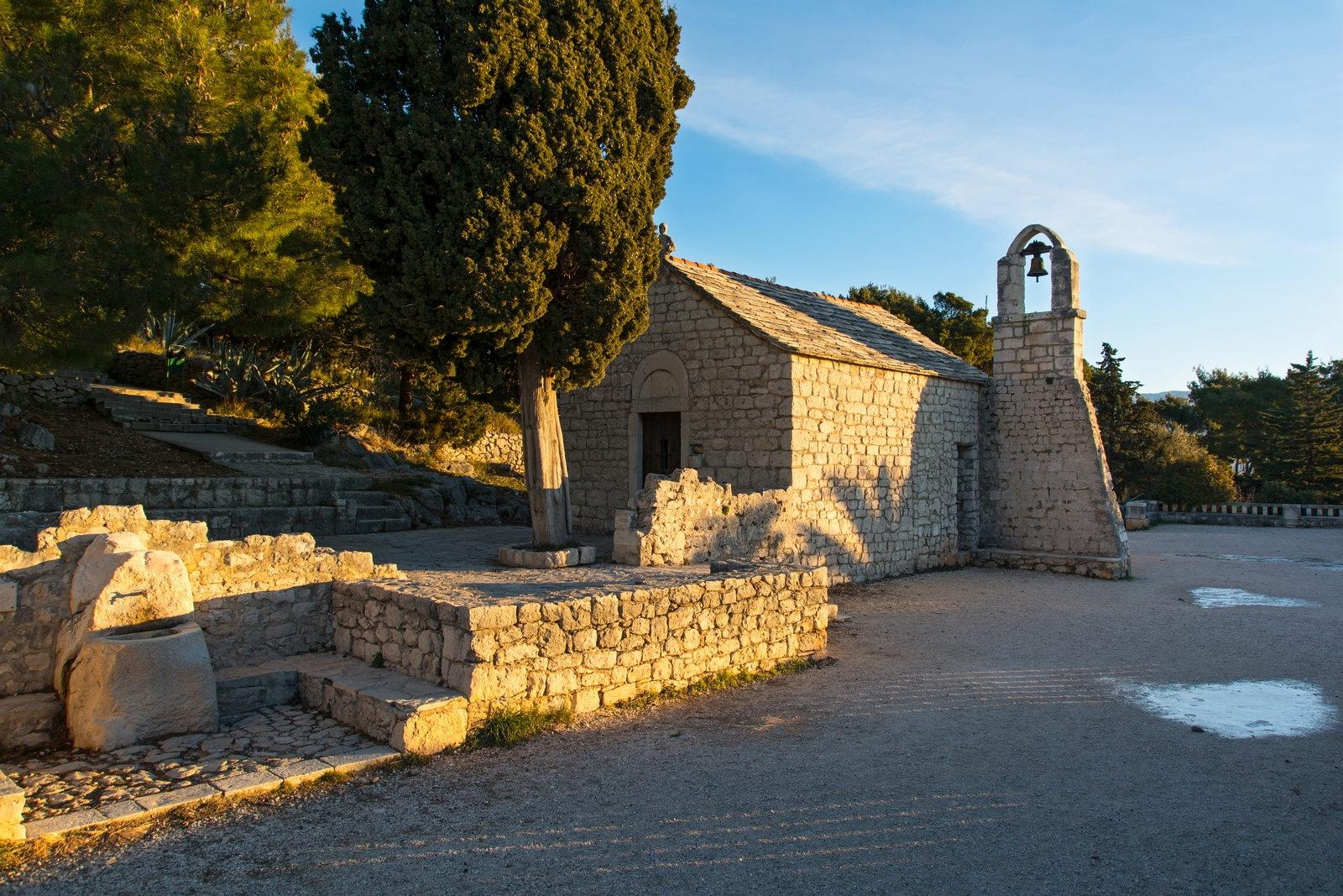 St Nicholas church 2 by Drago Sajc-Budija