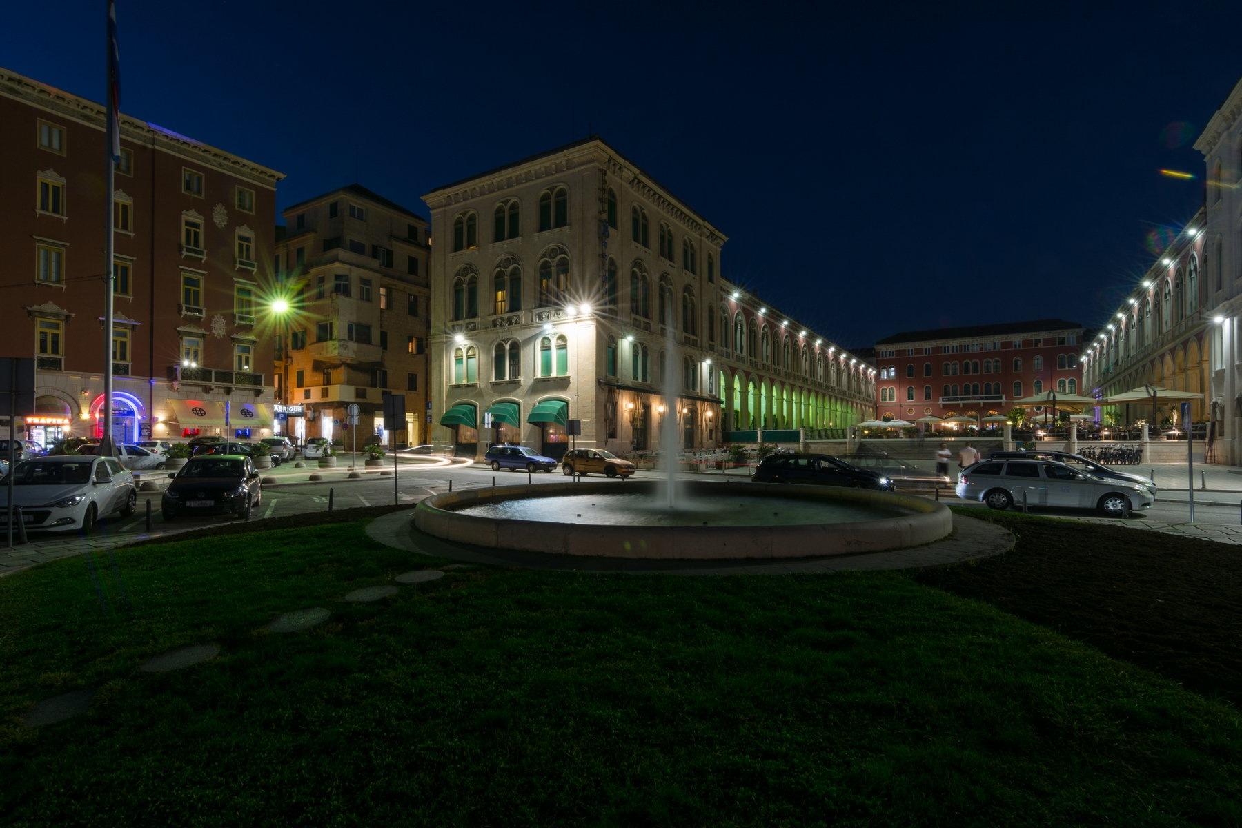 Good evening, Split! by Drago Sajc-Budija