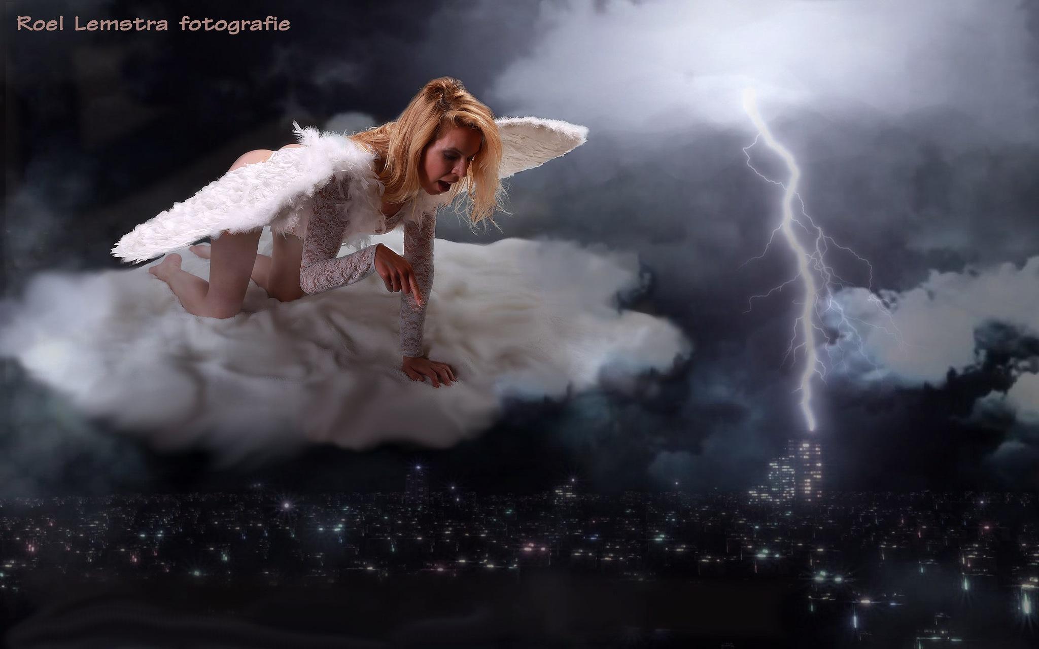 guardian angel? by roel.lemstra