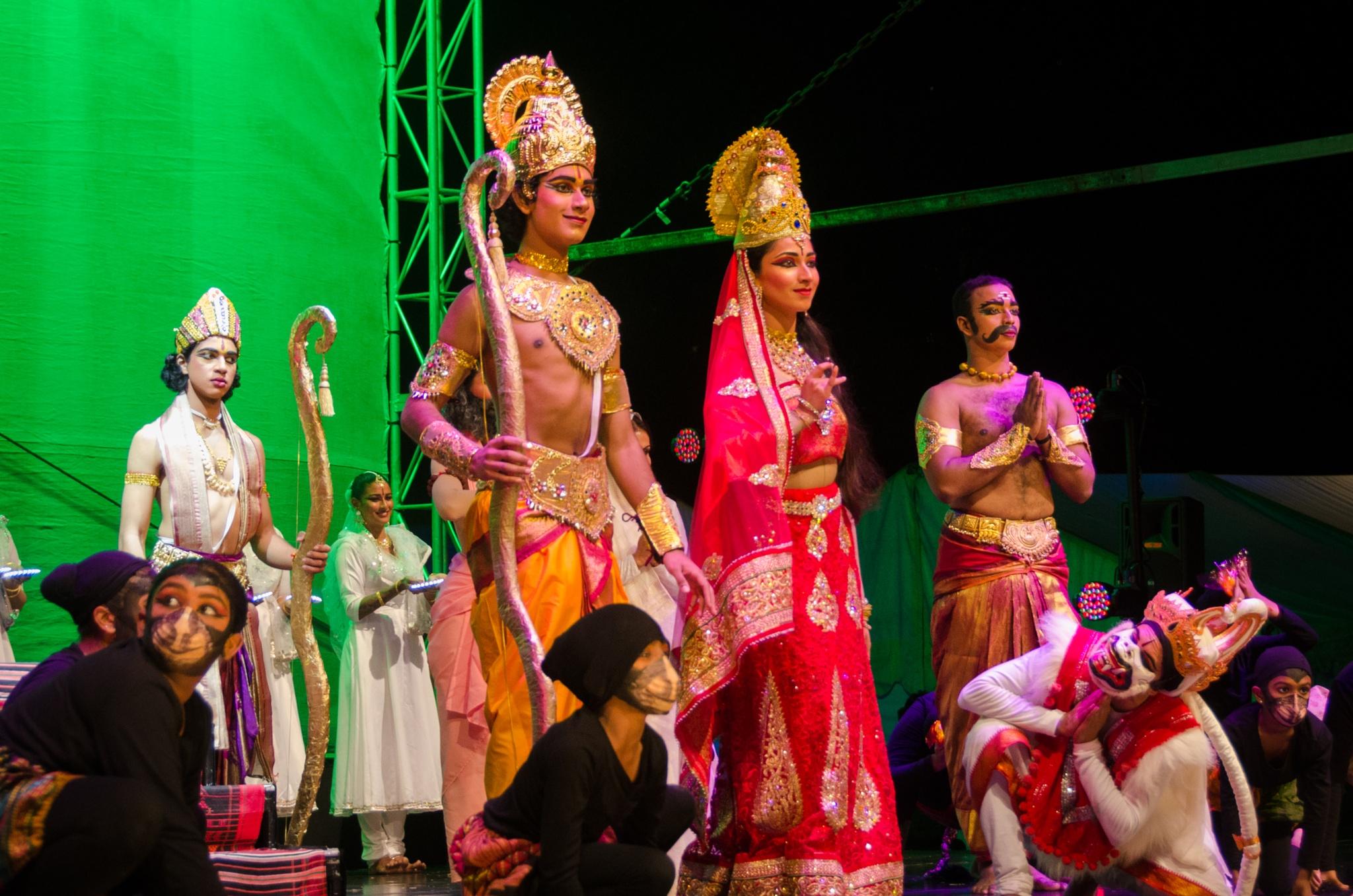 Ramayana by Atul Rastogi