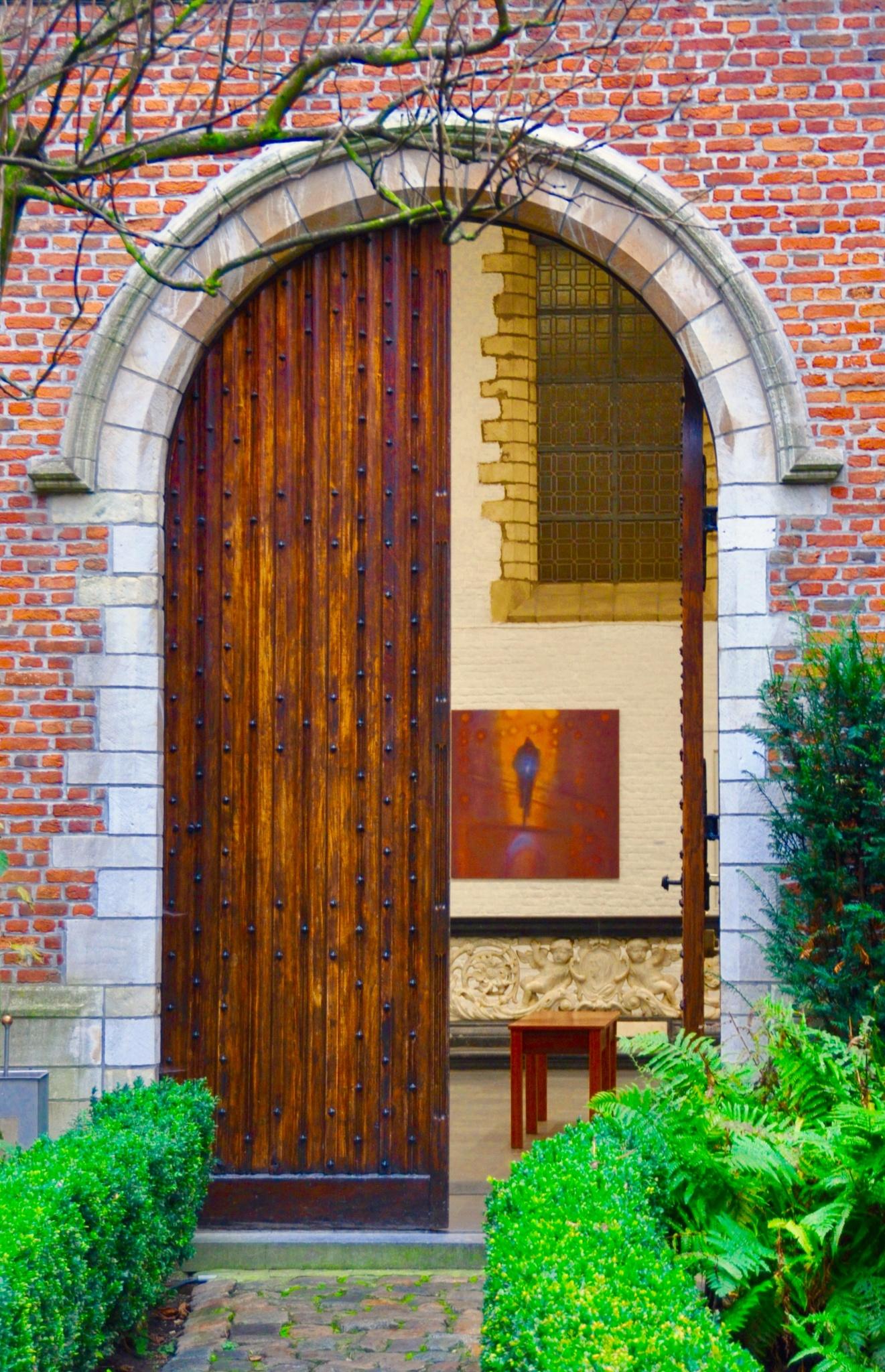 open is the door by Marc Verlee