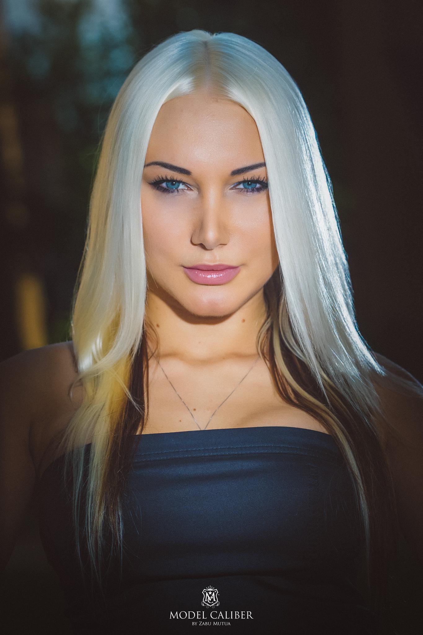 Russian Beauty by Model Caliber by Zabu Mutua